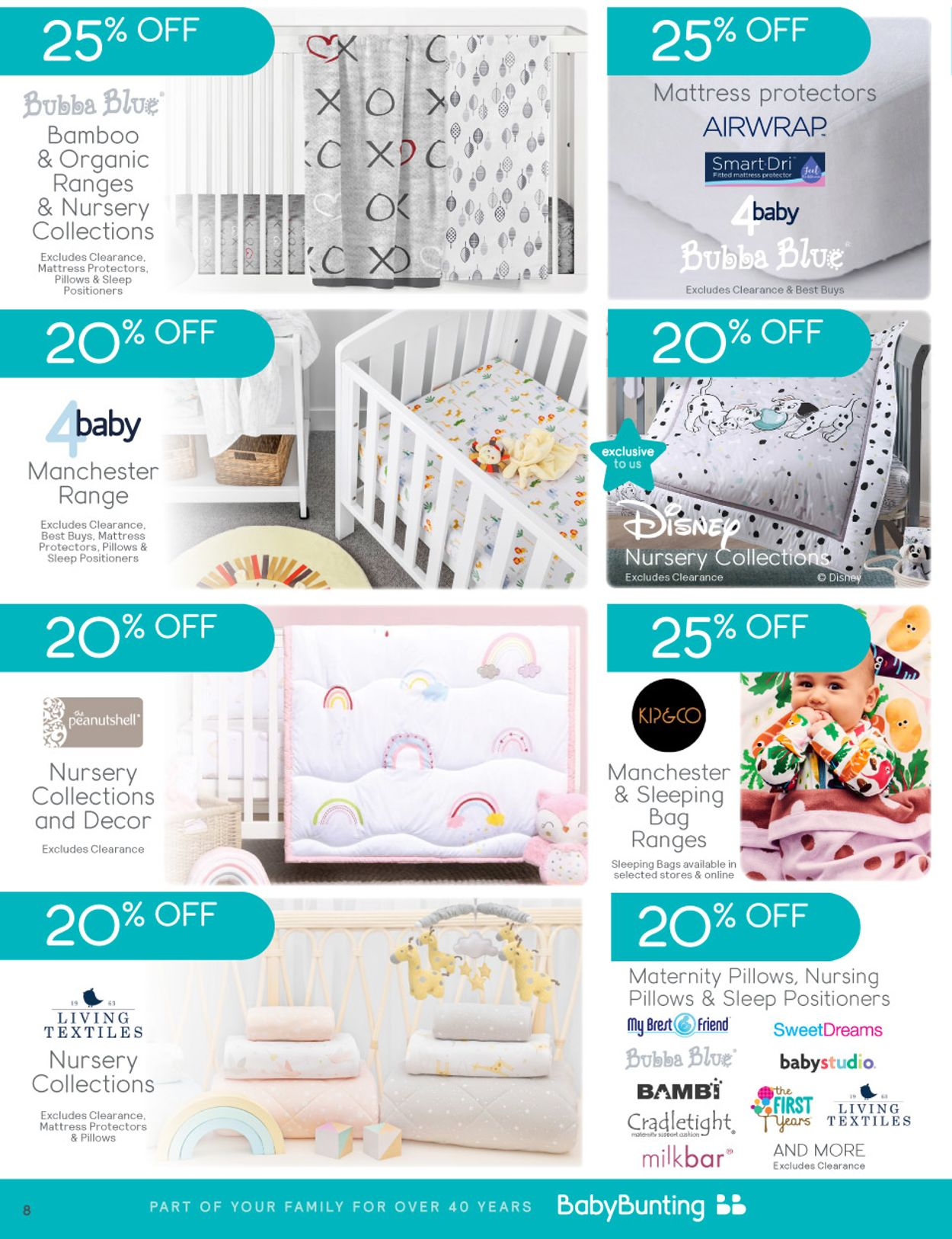 Baby Bunting Catalogue - 28/07-22/08/2021 (Page 8)