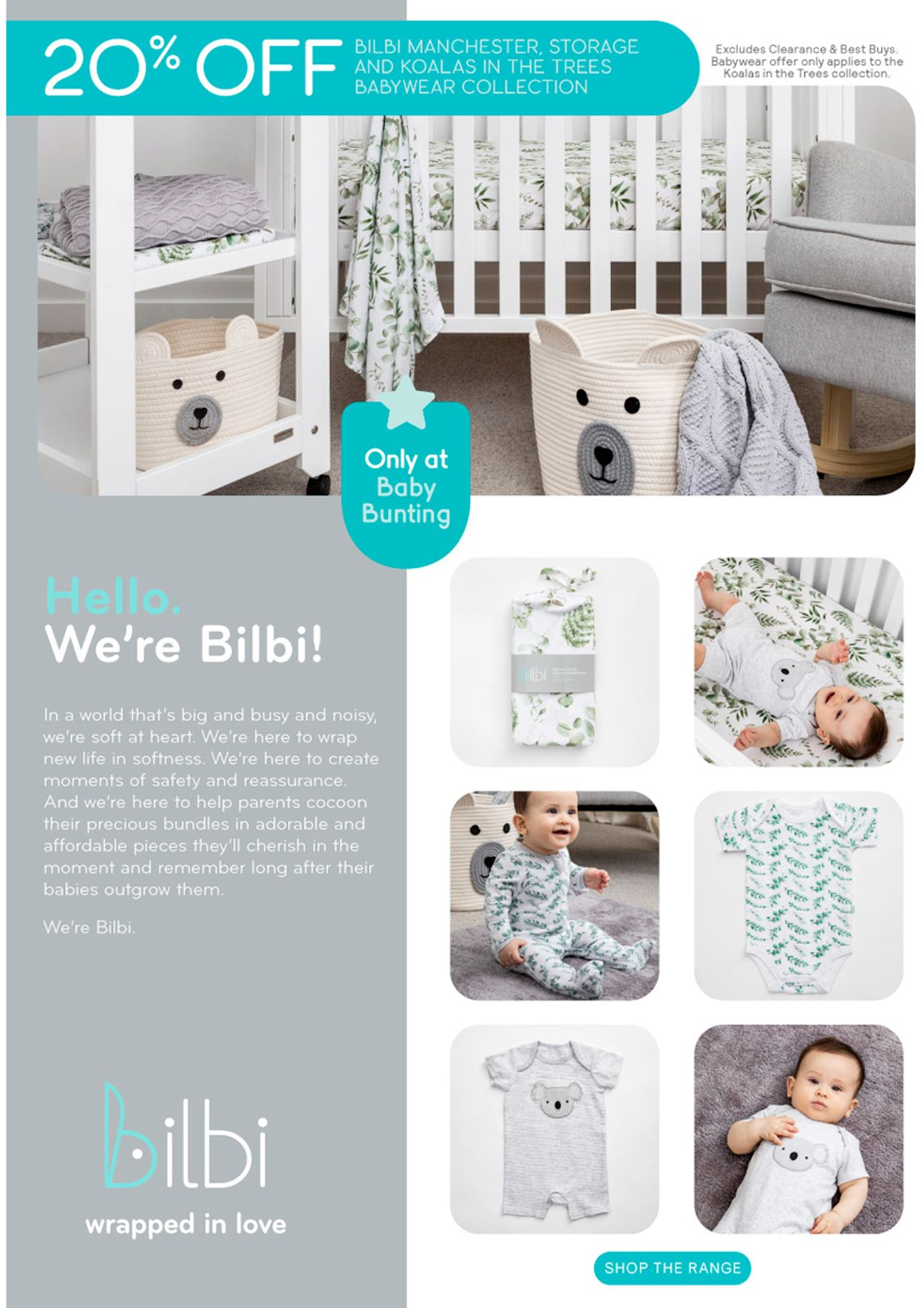 Baby Bunting Catalogue - 28/07-22/08/2021 (Page 22)