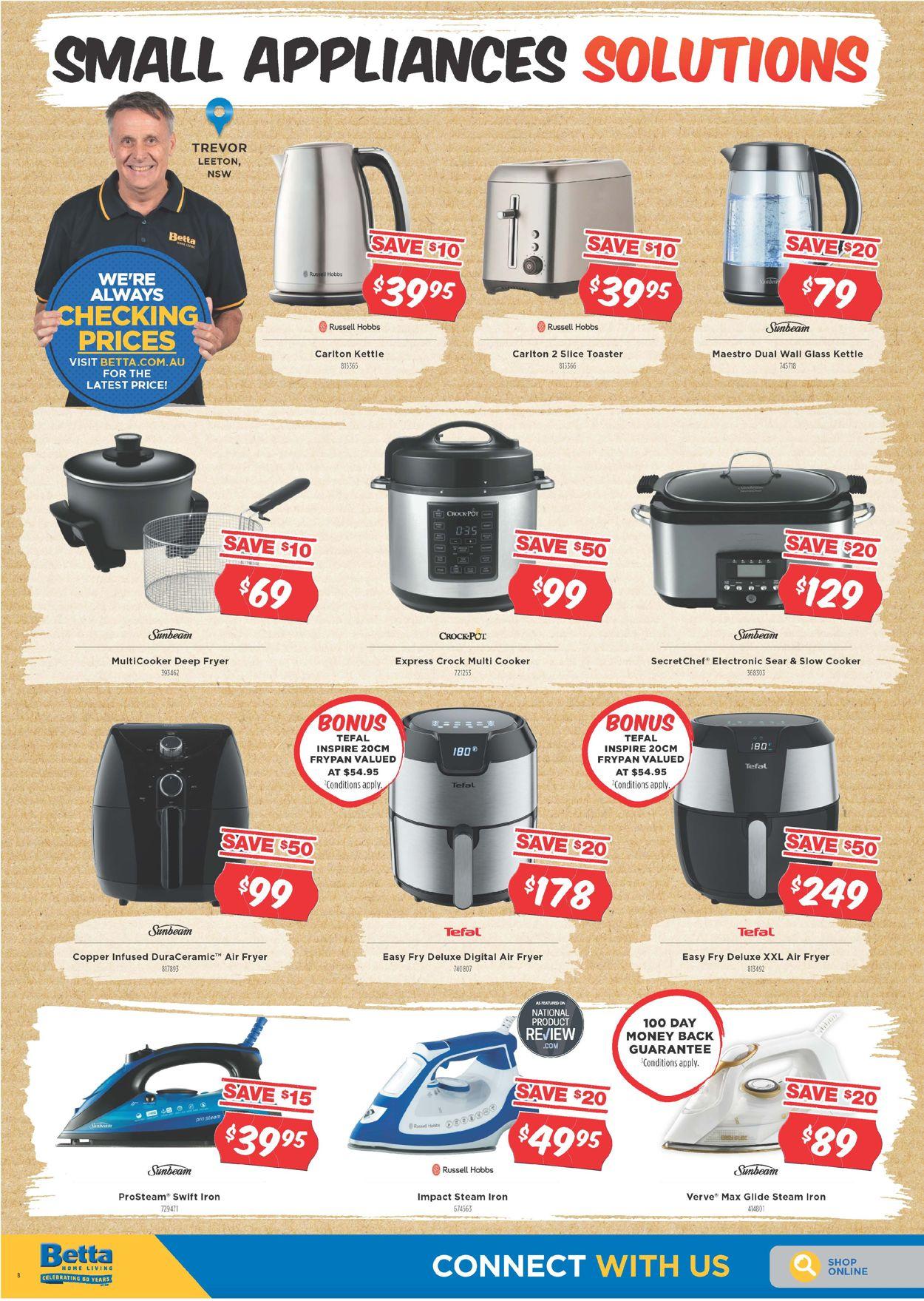 Betta Catalogue - 07/06-20/06/2021 (Page 8)