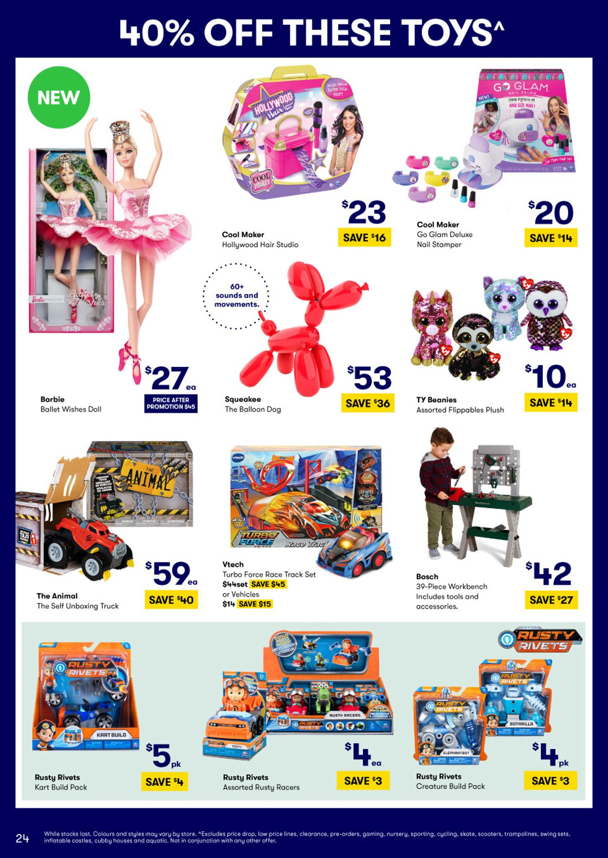 BIG W Christmas Catalogue - 03/12-16/12/2020 (Page 24)