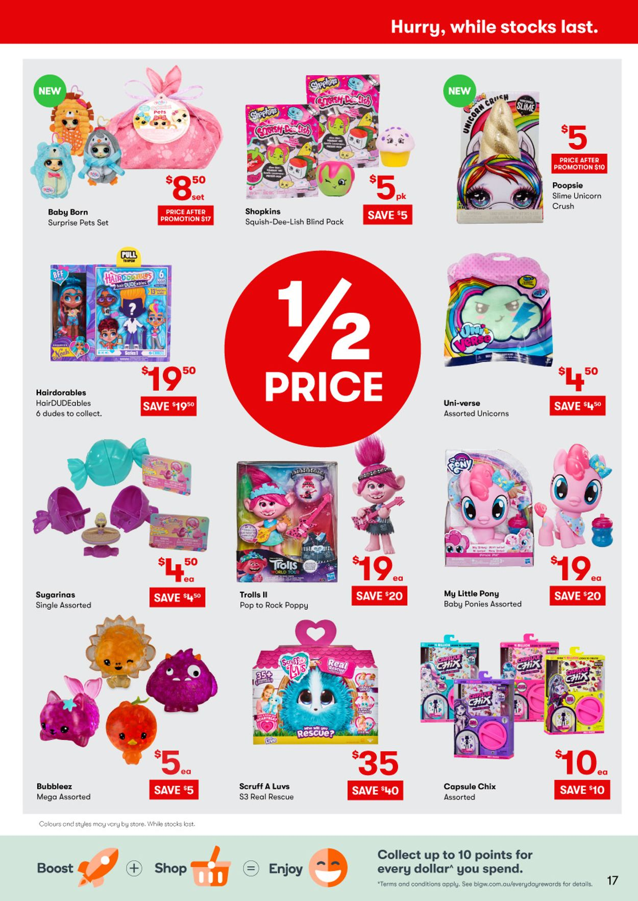 BIG W - Boxing Day 2020 Catalogue - 25/12-06/01/2021 (Page 17)