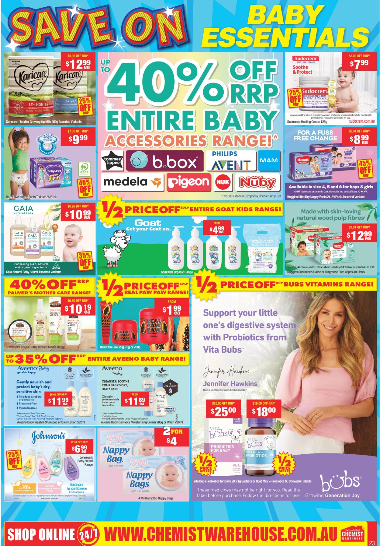 Chemist Warehouse Catalogue - 10/05-23/05/2021 (Page 23)