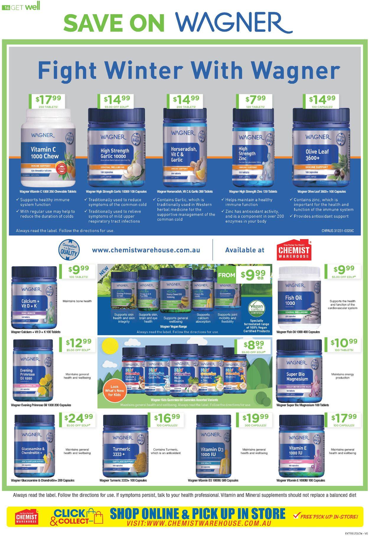 Chemist Warehouse Catalogue - 10/06-23/06/2021 (Page 16)