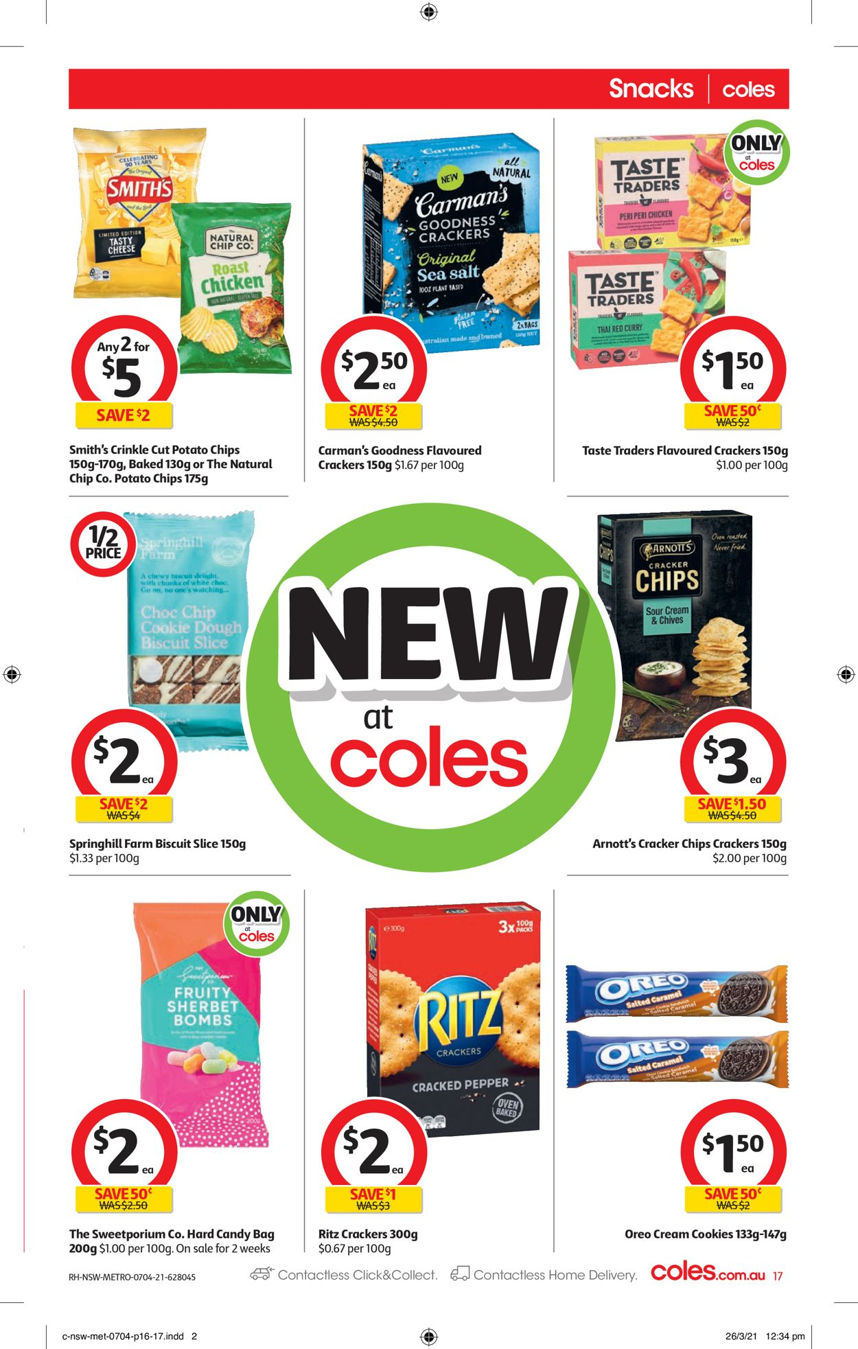 Coles Catalogue - 07/04-13/04/2021 (Page 17)