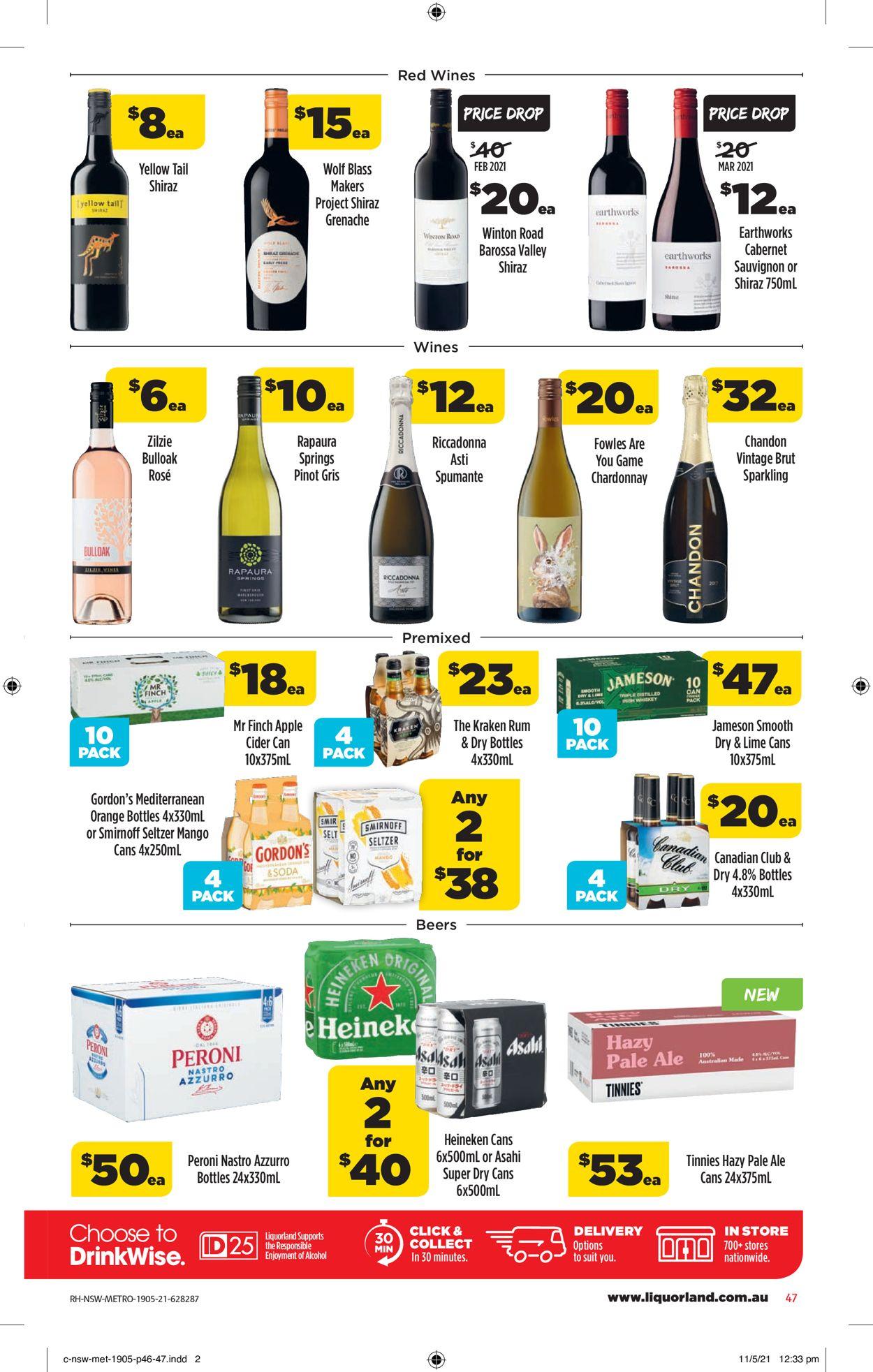 Coles Catalogue - 19/05-25/05/2021 (Page 47)