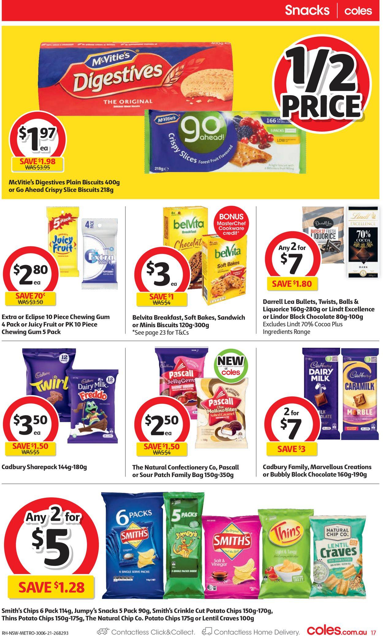 Coles Catalogue - 30/06-06/07/2021 (Page 17)