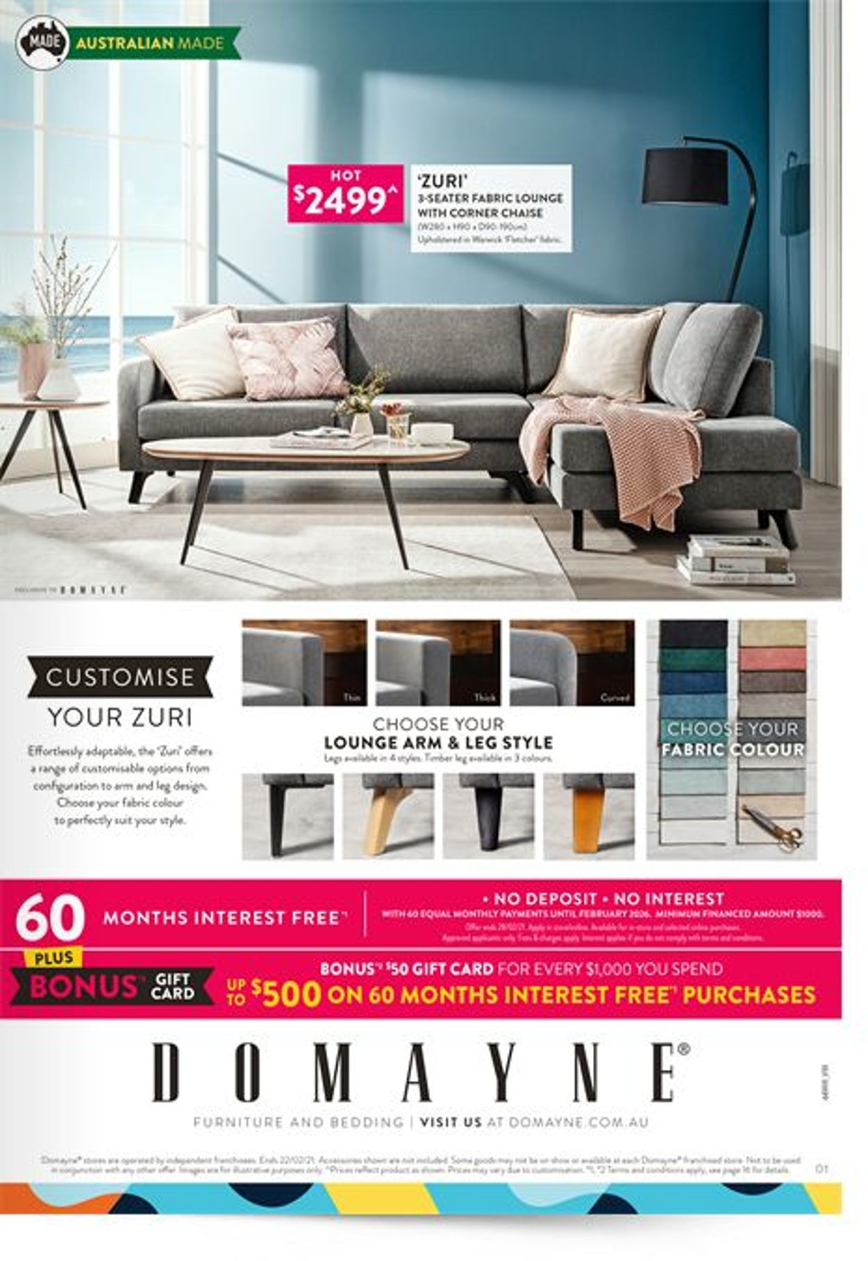 Domayne Catalogue - 13/02-21/02/2021