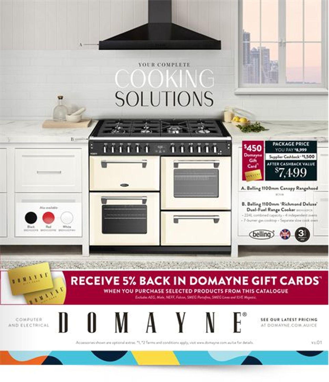 Domayne Catalogue - 26/03-02/05/2021