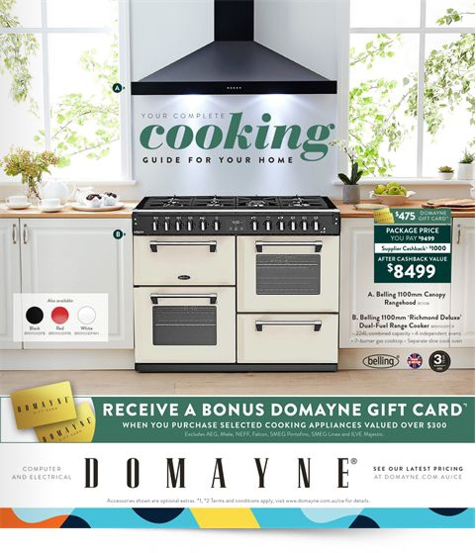 Domayne Catalogue - 01/09-26/09/2021