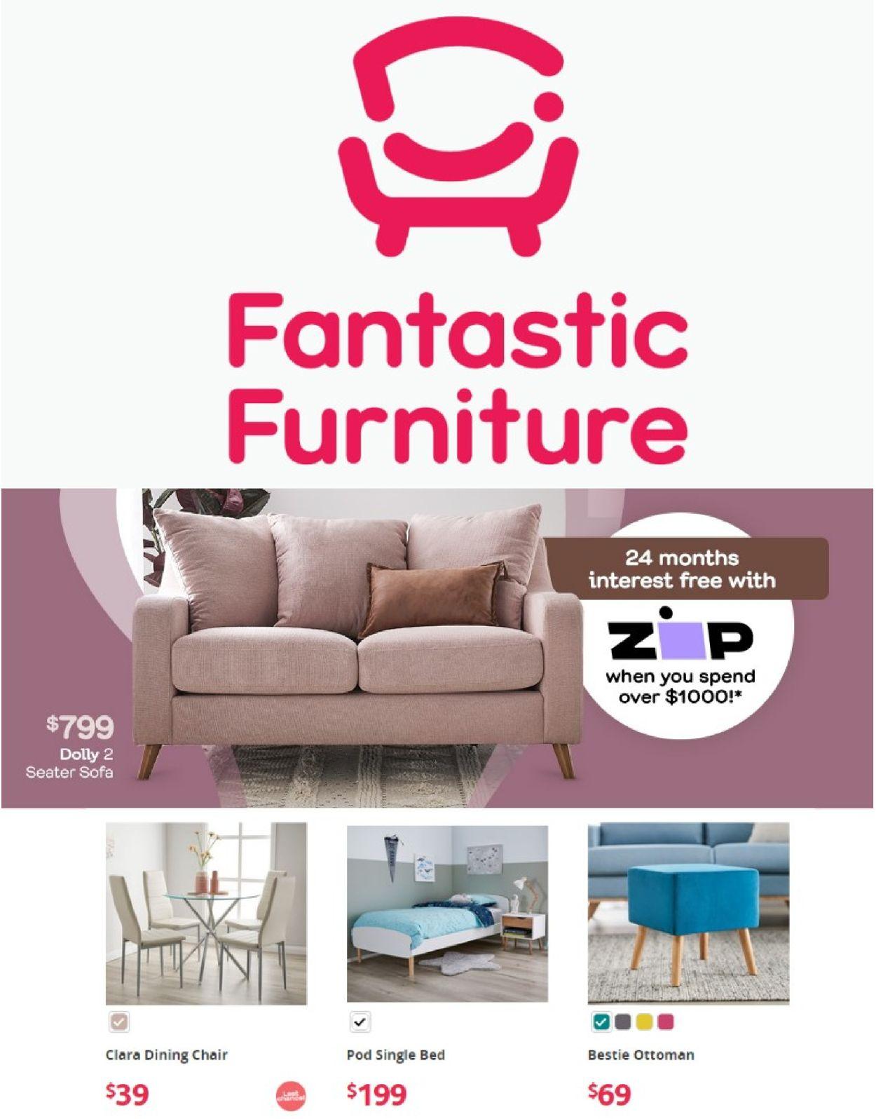 Fantastic Furniture Catalogue - 23/09-30/09/2021
