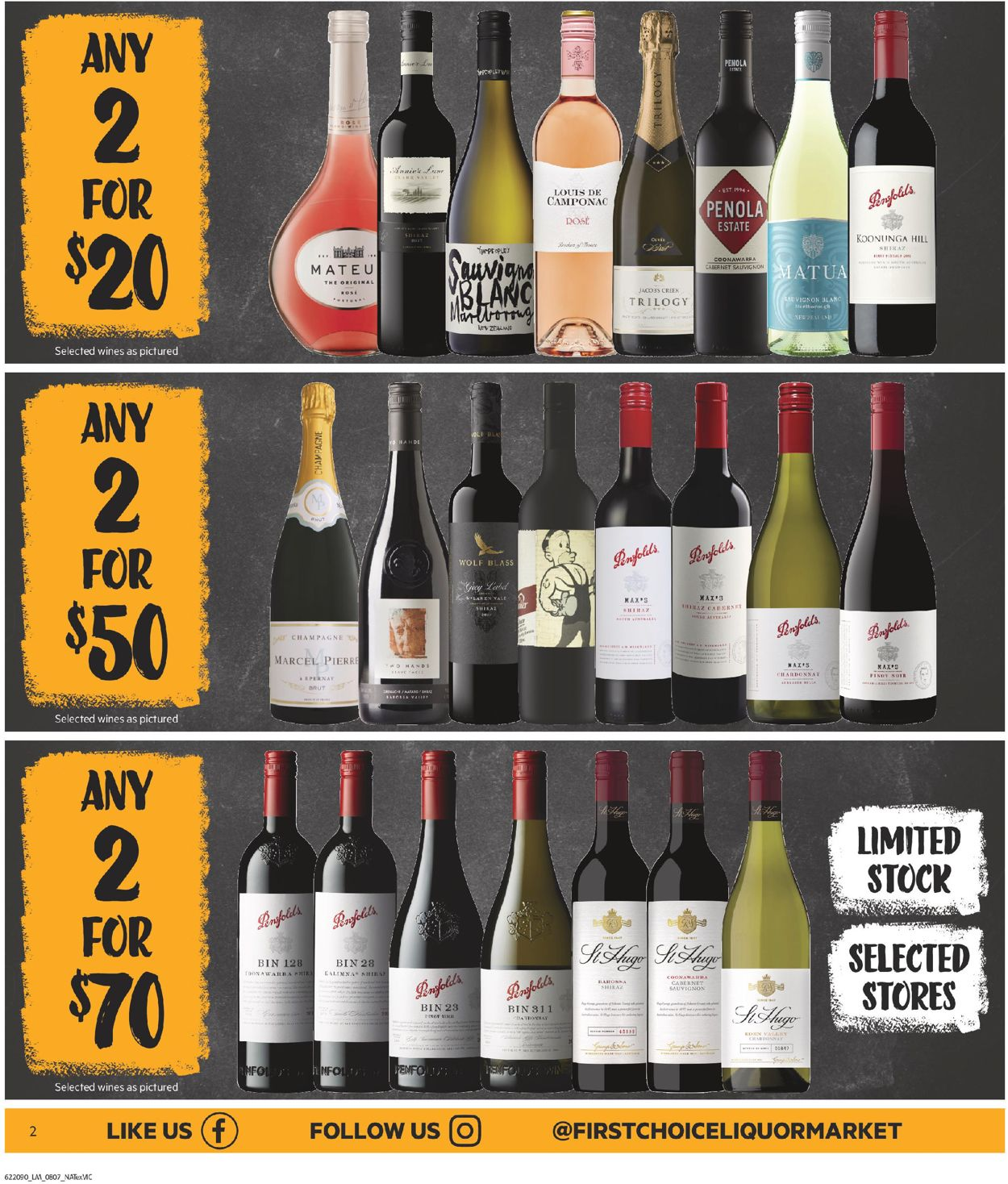 First Choice Catalogue - 08/07-21/07/2020 (Page 2)