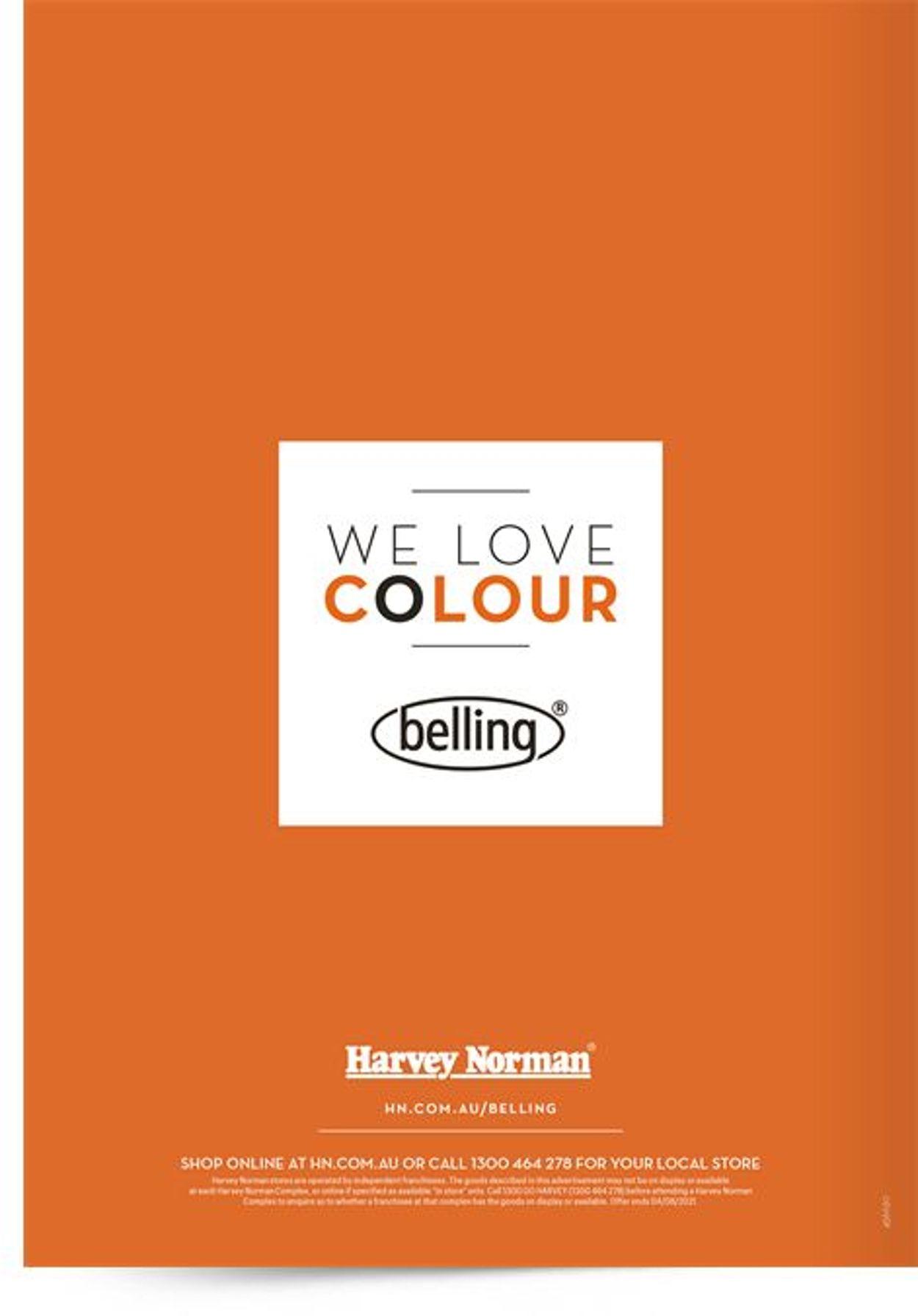 Harvey Norman Catalogue - 25/06-04/08/2021 (Page 12)