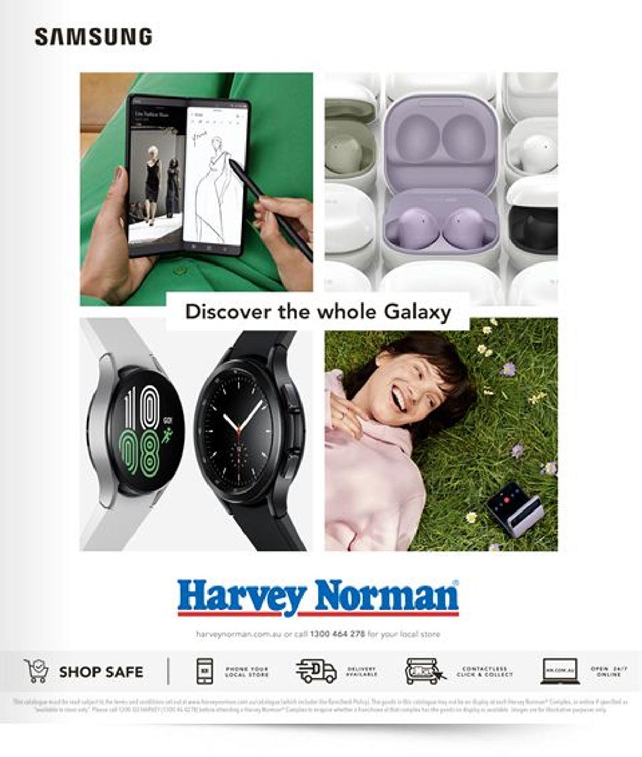 Harvey Norman Catalogue - 10/09-27/09/2021