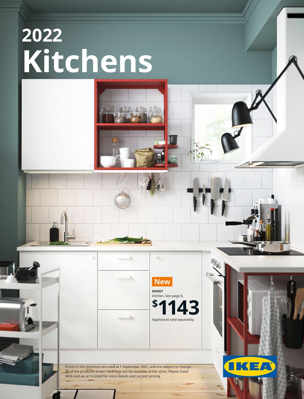 IKEA Catalogue - 01/09-31/01/2022