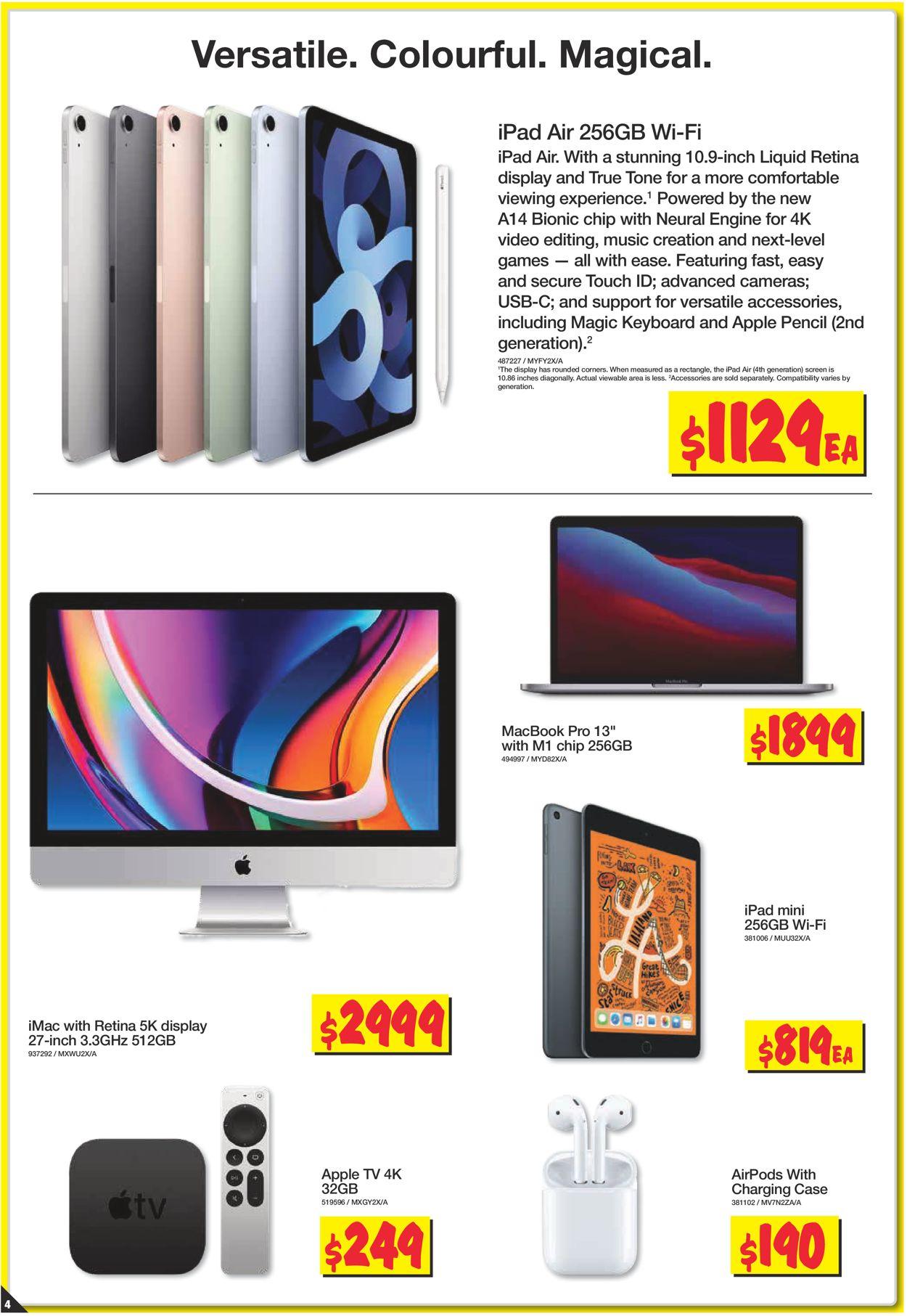 JB Hi-Fi Catalogue - 15/07-21/07/2021 (Page 4)
