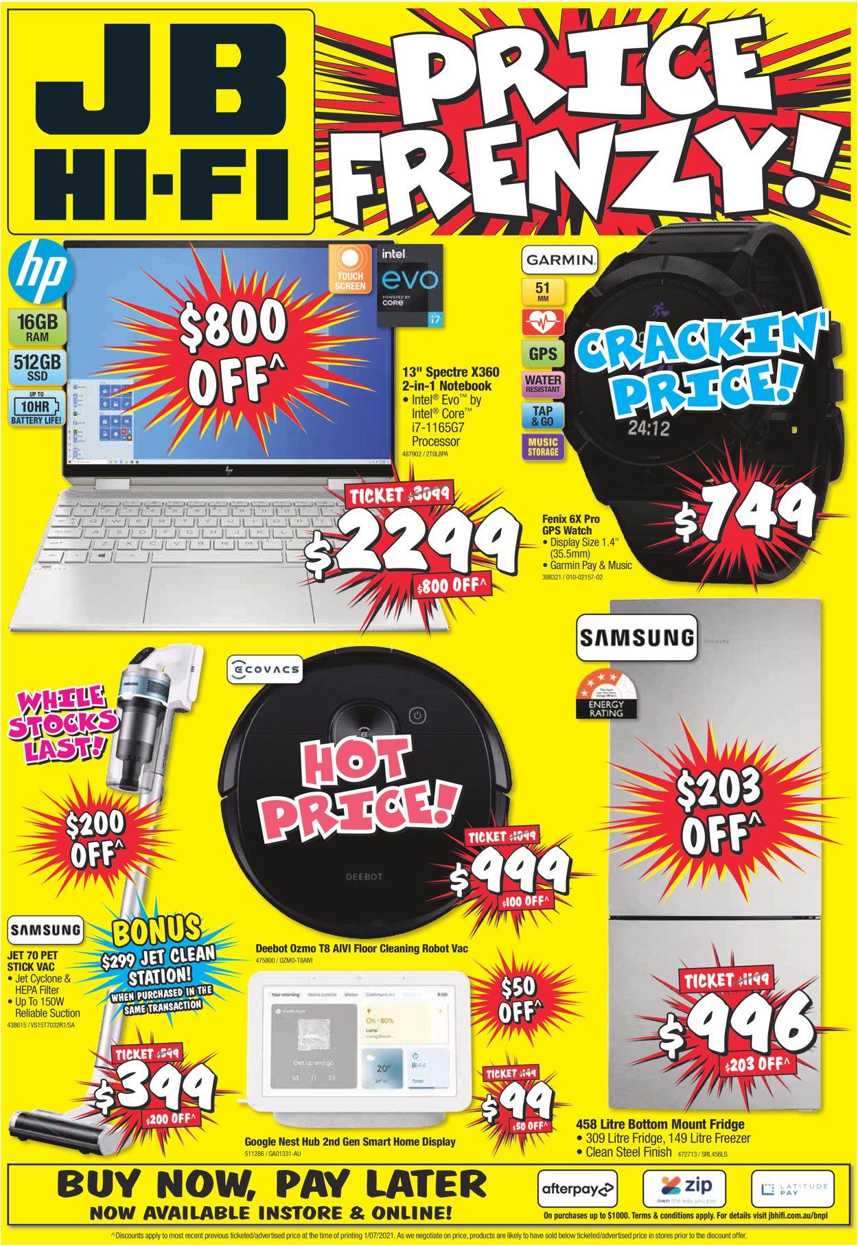 JB Hi-Fi Catalogue - 15/07-21/07/2021 (Page 32)