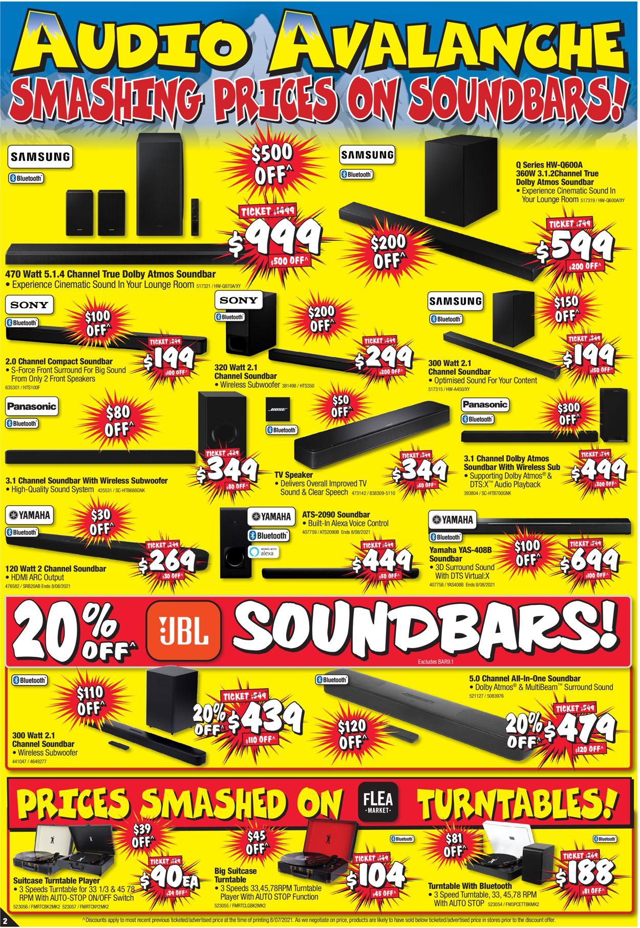 JB Hi-Fi Catalogue - 22/07-28/07/2021 (Page 2)