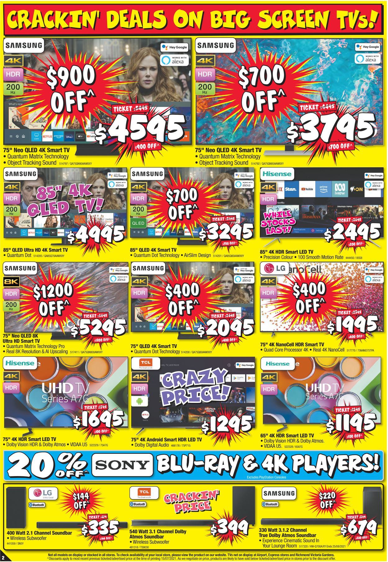 JB Hi-Fi Catalogue - 29/07-04/08/2021 (Page 2)