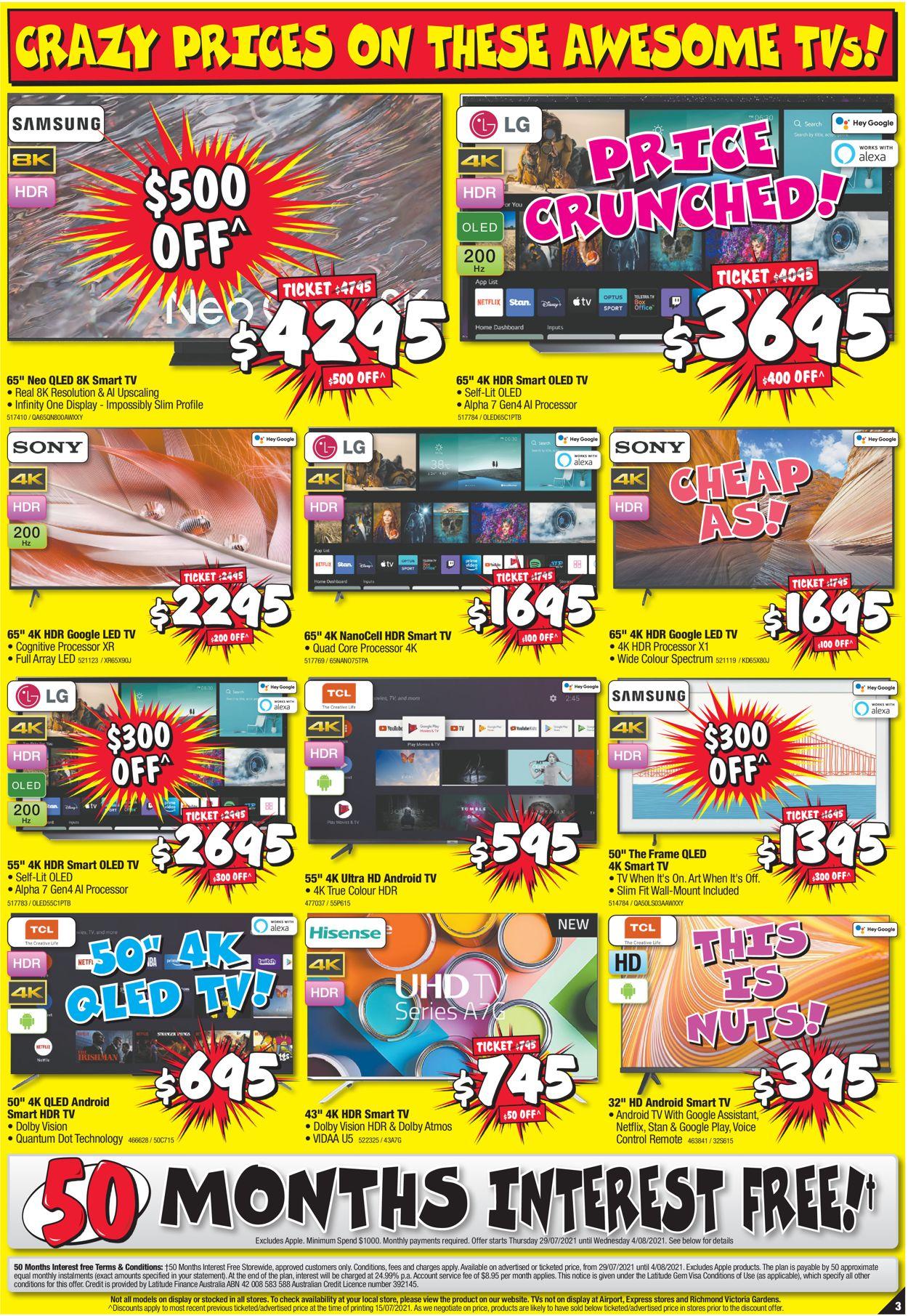 JB Hi-Fi Catalogue - 29/07-04/08/2021 (Page 3)