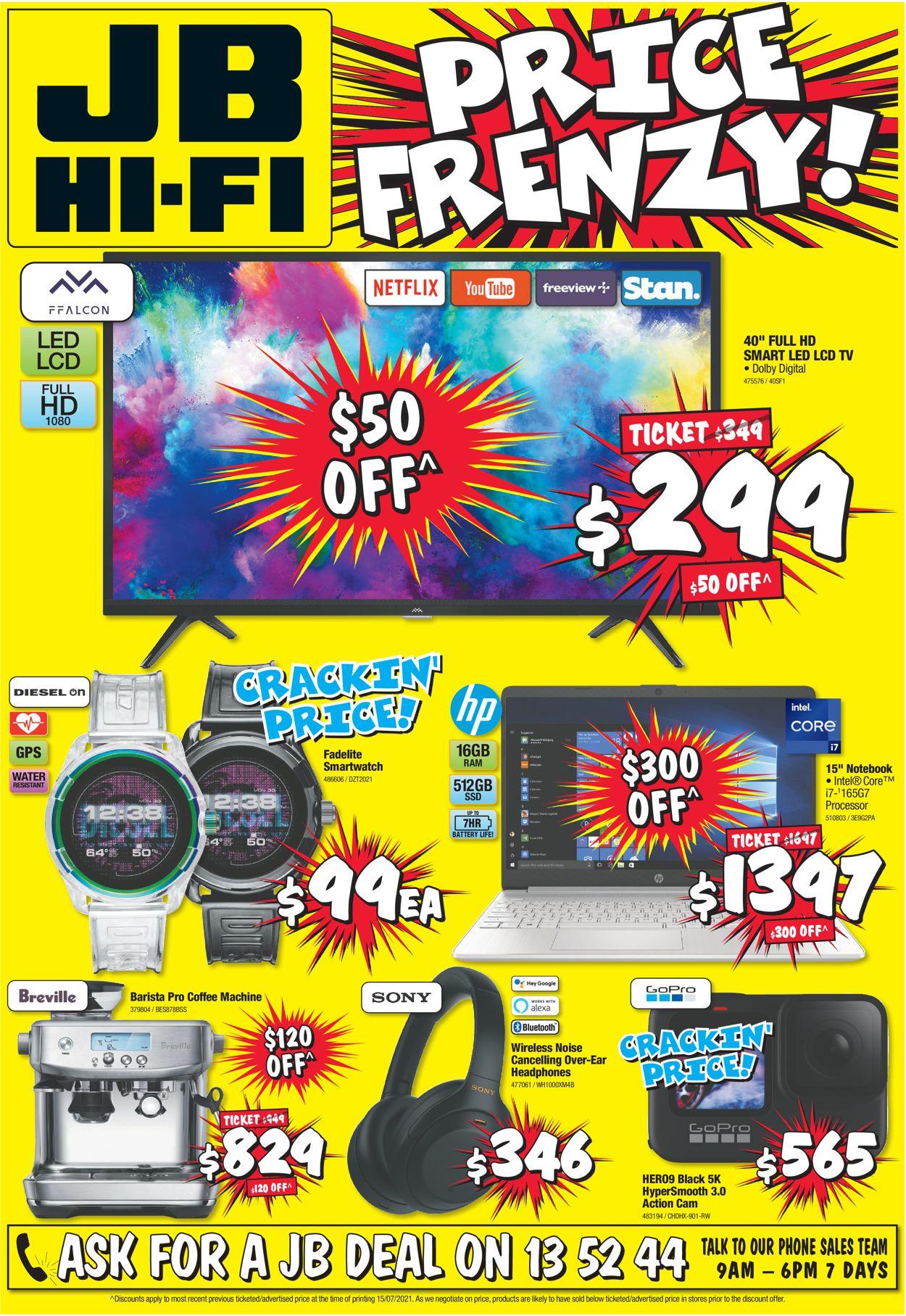 JB Hi-Fi Catalogue - 29/07-04/08/2021 (Page 16)