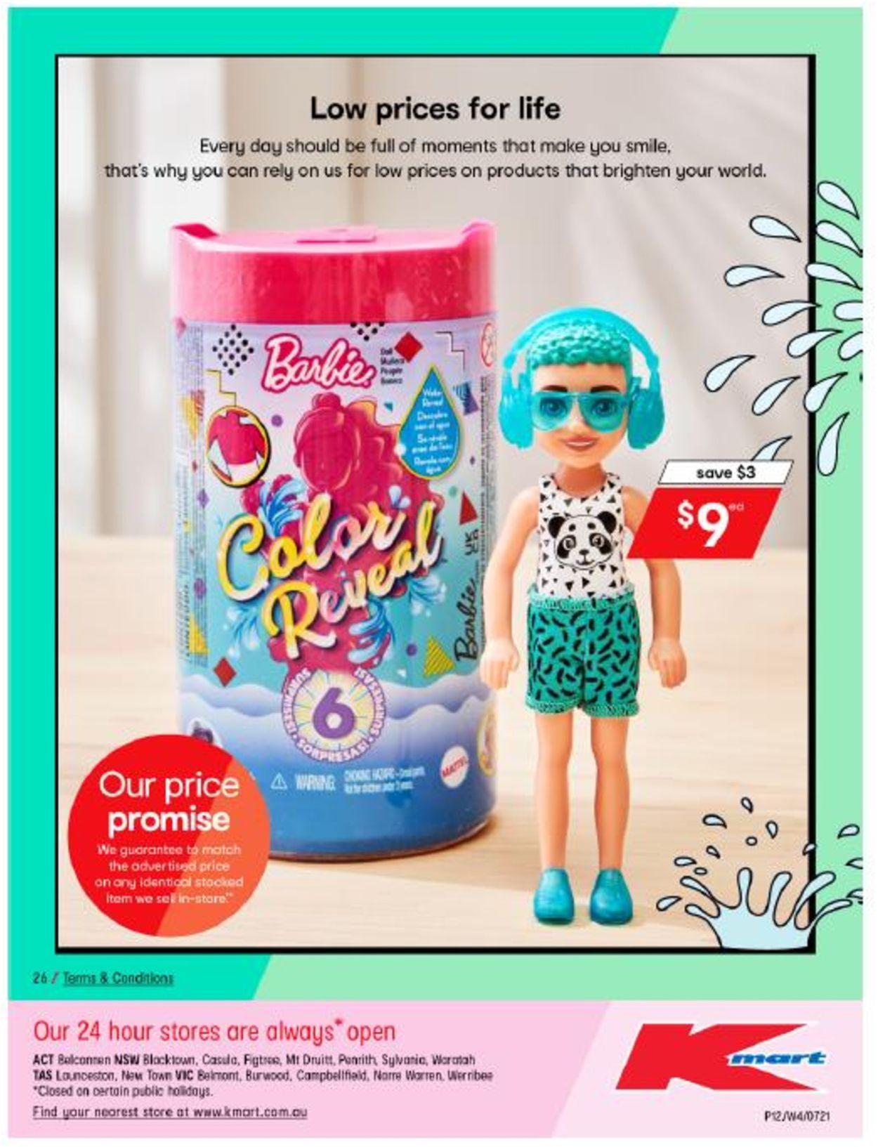 Kmart Catalogue - 24/06-14/07/2021 (Page 27)