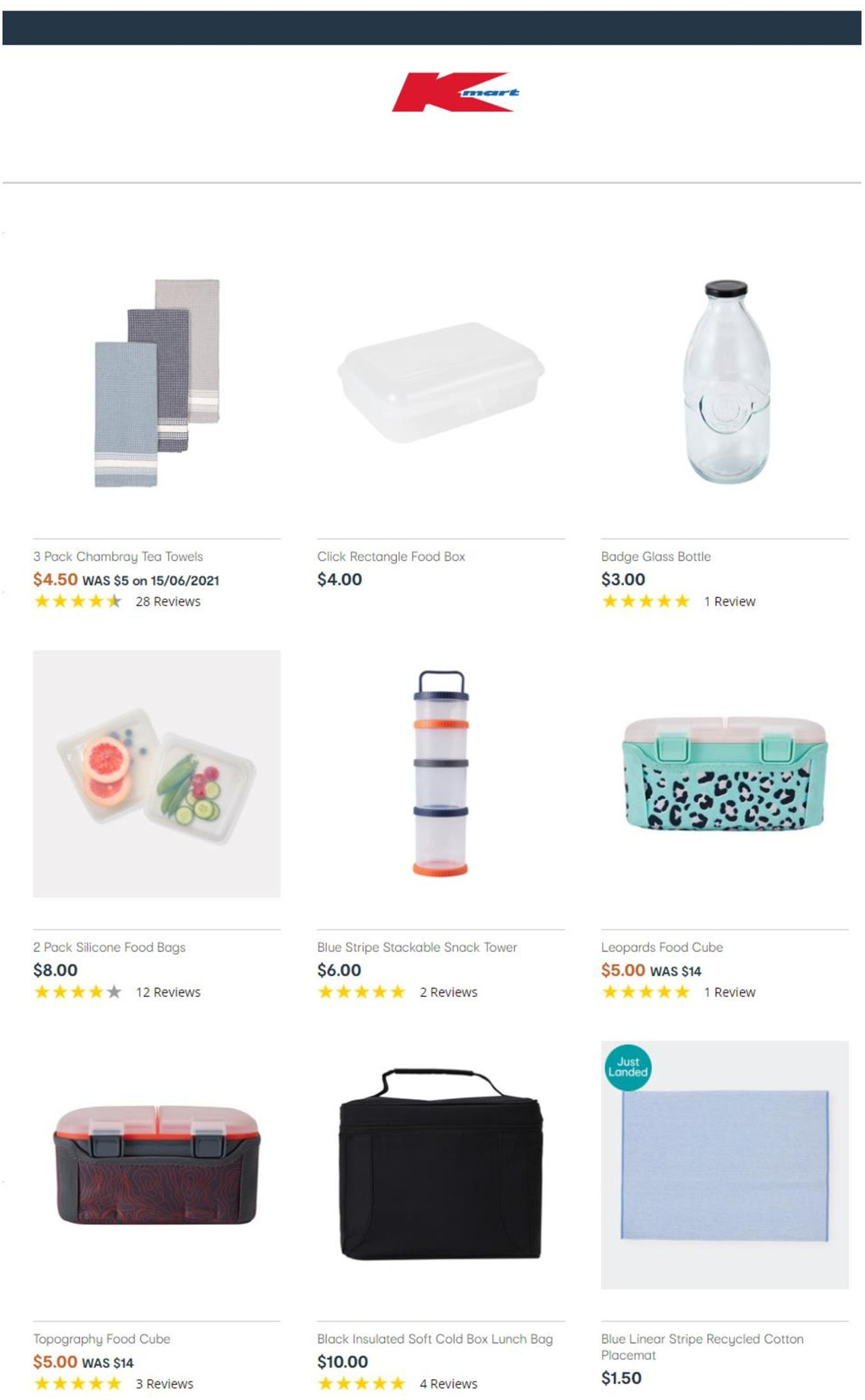 Kmart Catalogue - 28/07-03/08/2021