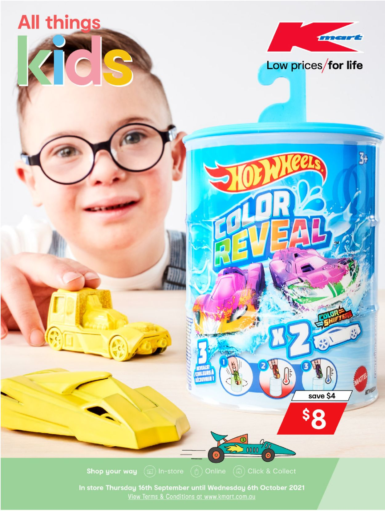 Kmart Catalogue - 16/09-06/10/2021