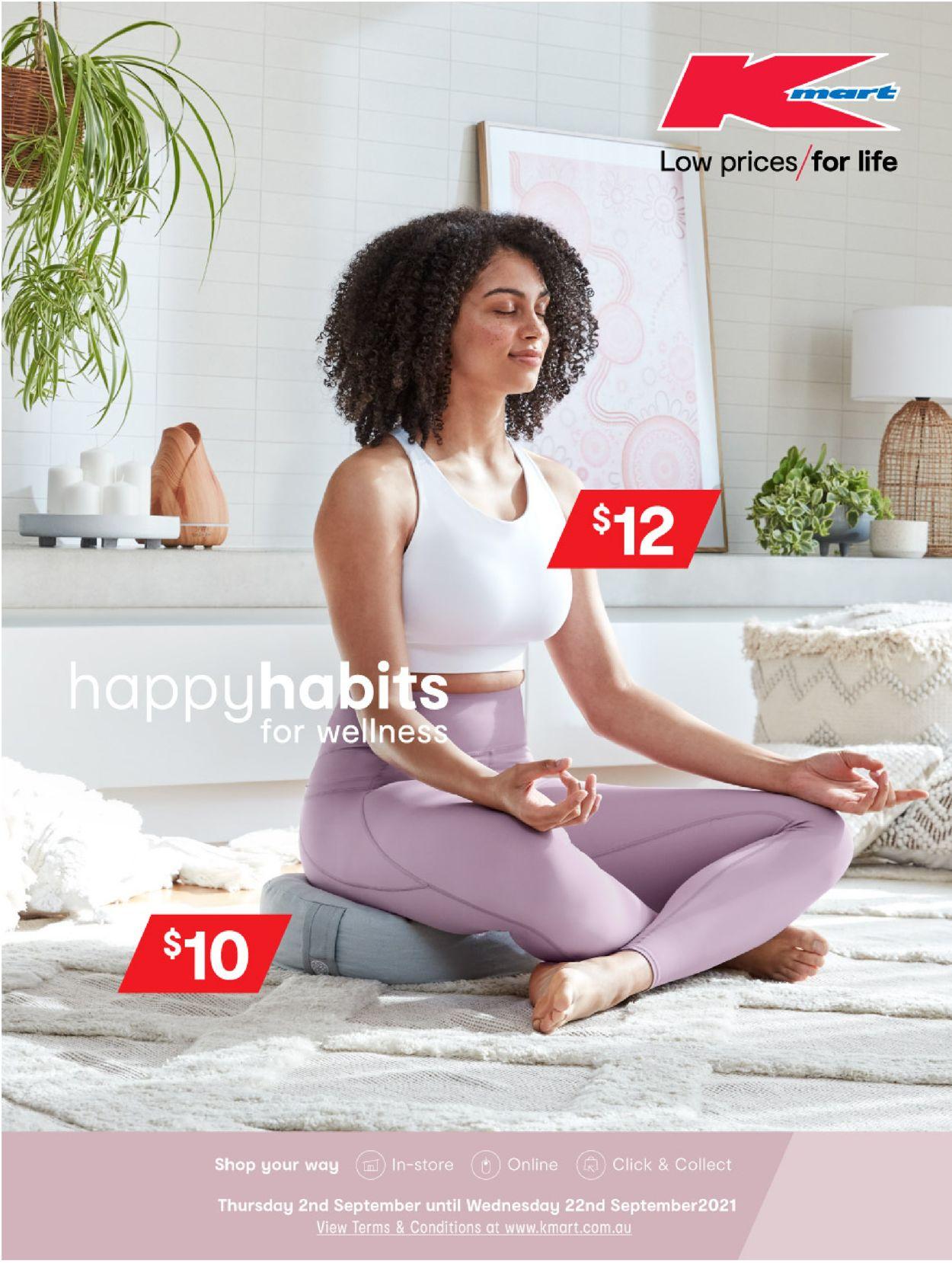 Kmart Catalogue - 02/09-22/09/2021