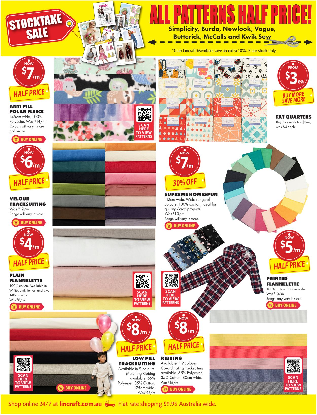 Lincraft Catalogue - 03/06-20/06/2021 (Page 2)