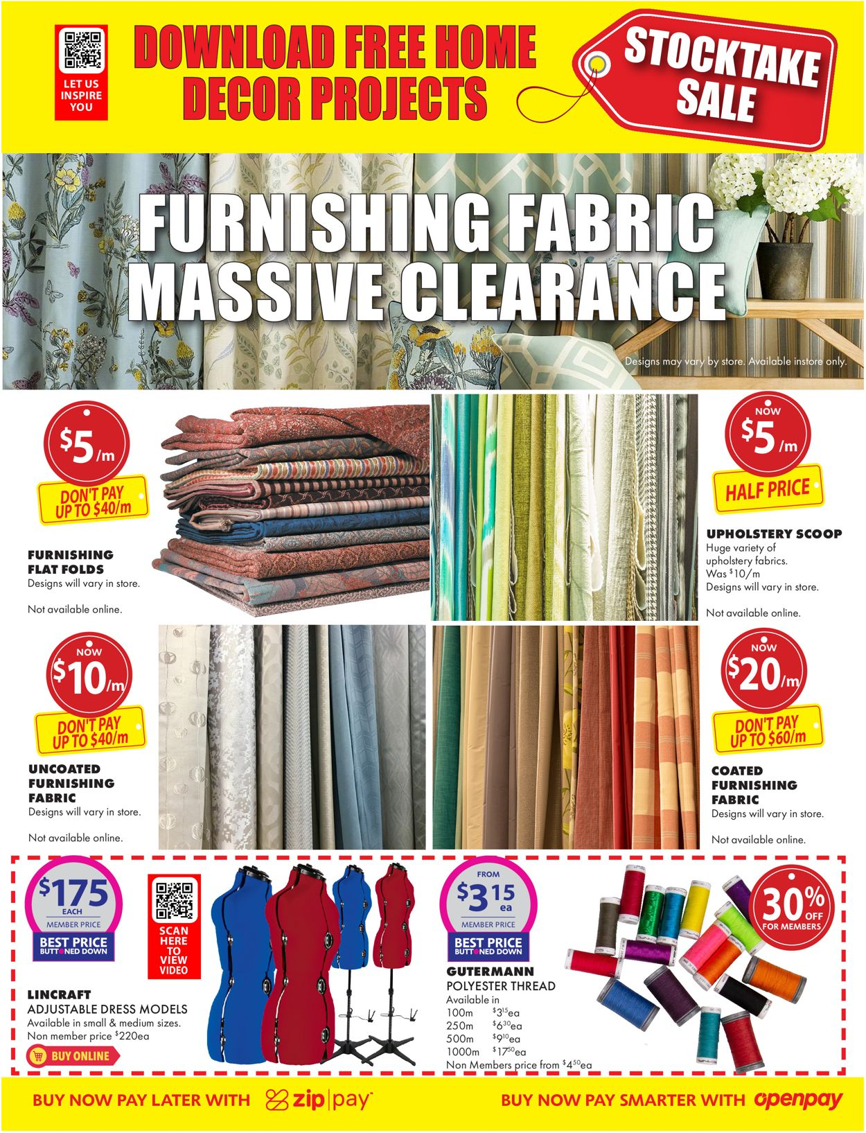 Lincraft Catalogue - 03/06-20/06/2021 (Page 3)