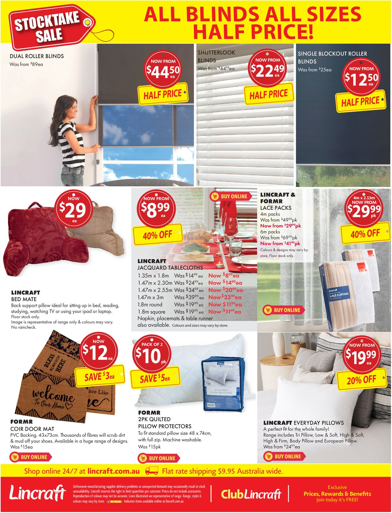 Lincraft Catalogue - 03/06-20/06/2021 (Page 4)