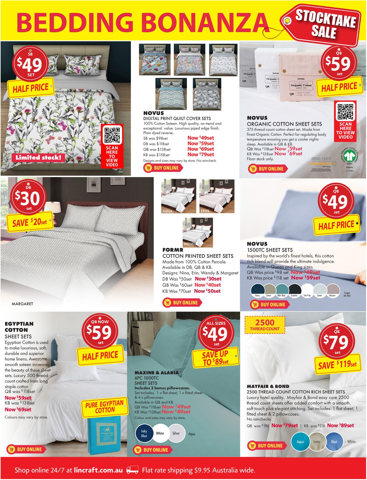 Lincraft Catalogue - 03/06-20/06/2021 (Page 8)