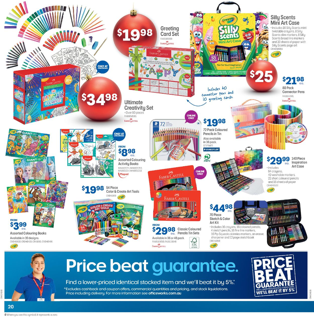 Officeworks - Christmas 2020 Catalogue - 03/12-16/12/2020 (Page 20)