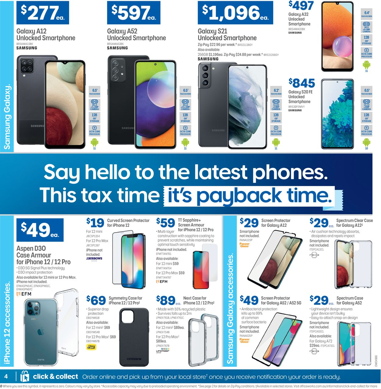 Officeworks Catalogue - 17/06-30/06/2021 (Page 4)
