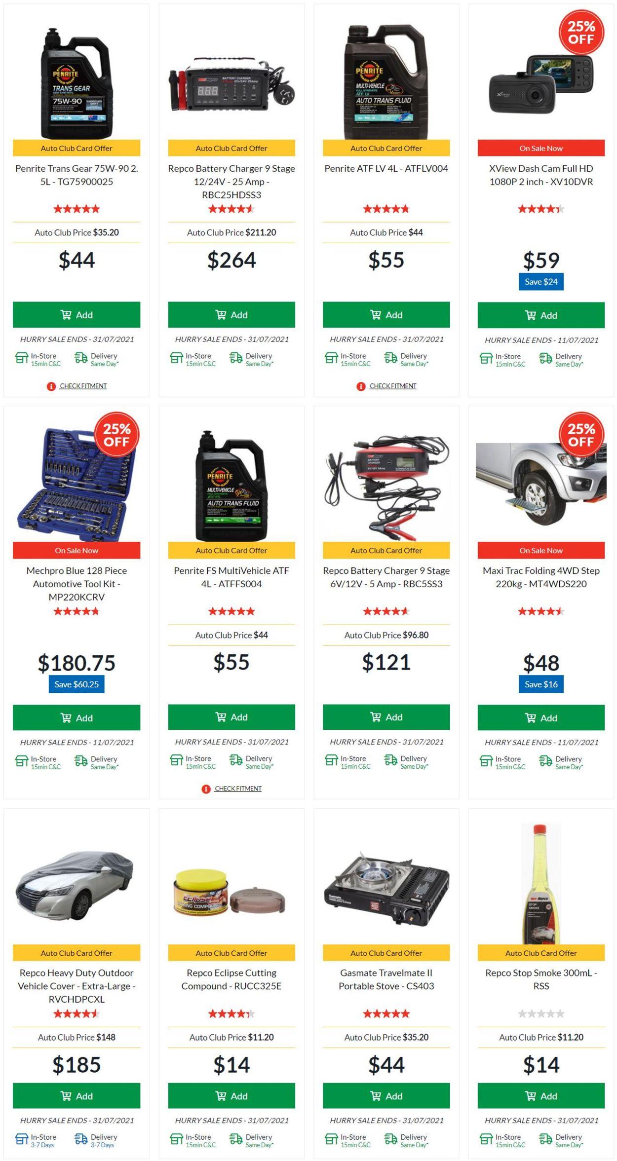 Repco Catalogue - 08/07-14/07/2021 (Page 4)