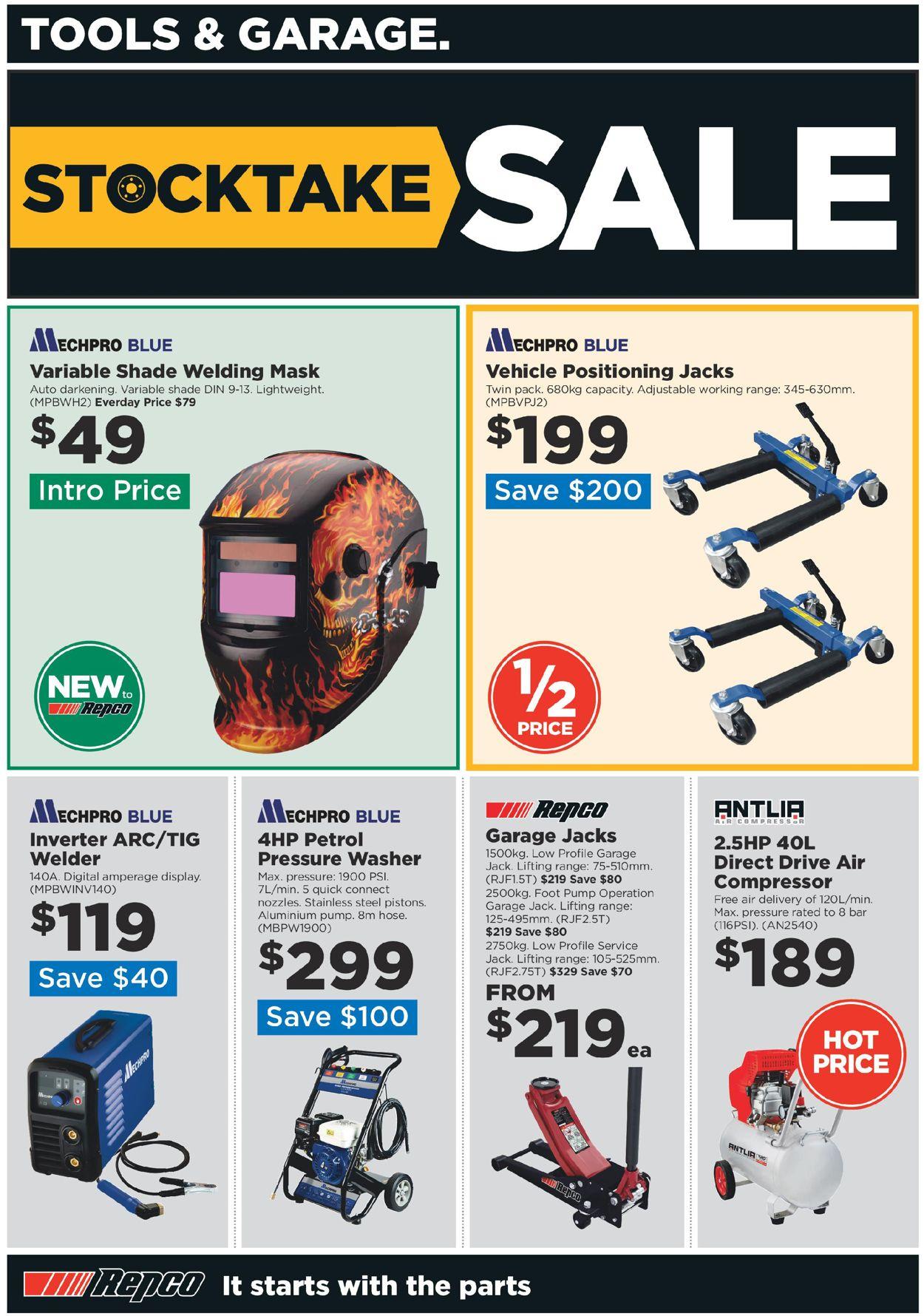 Repco Catalogue - 14/07-27/07/2021 (Page 4)