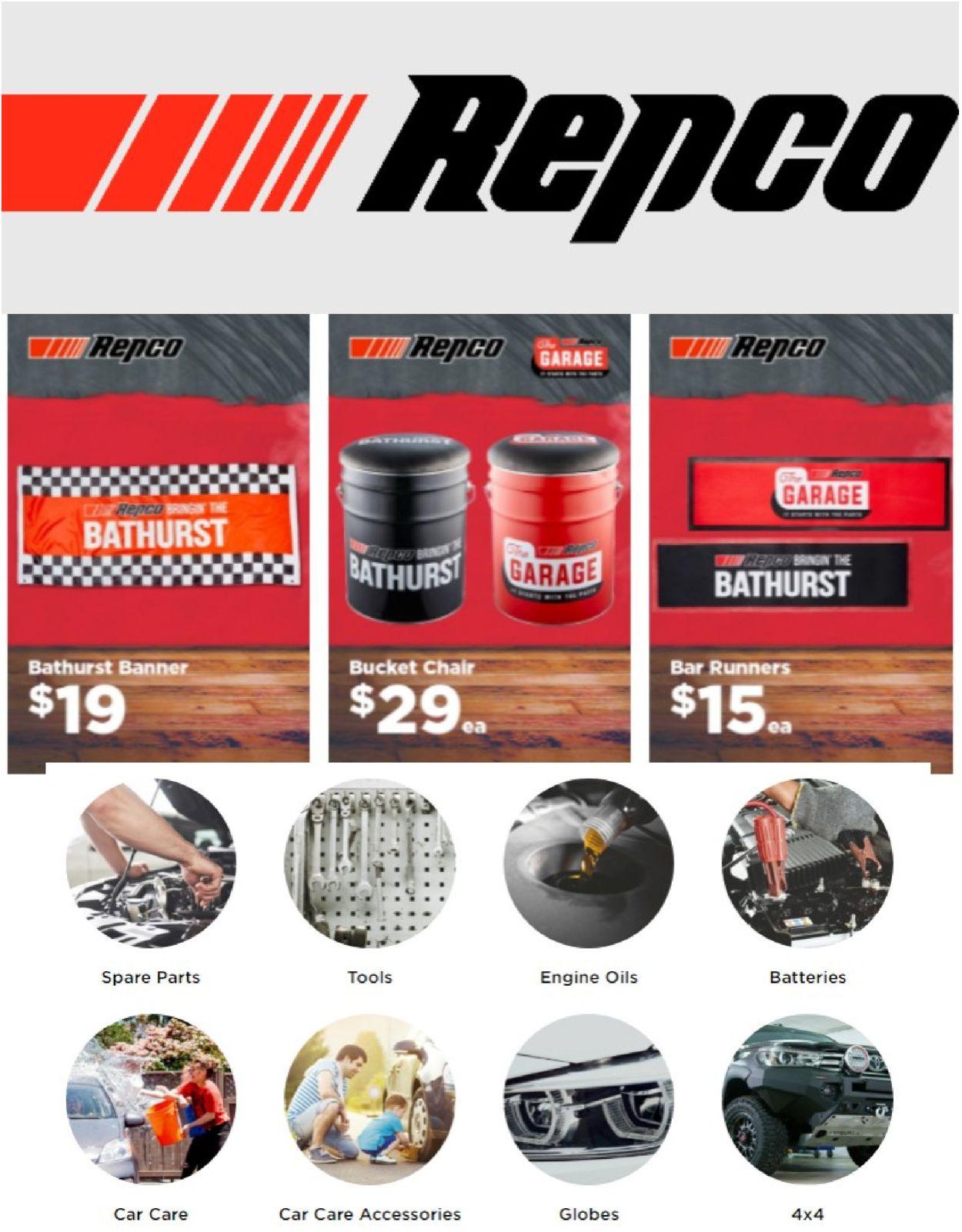 Repco Catalogue - 23/09-30/09/2021
