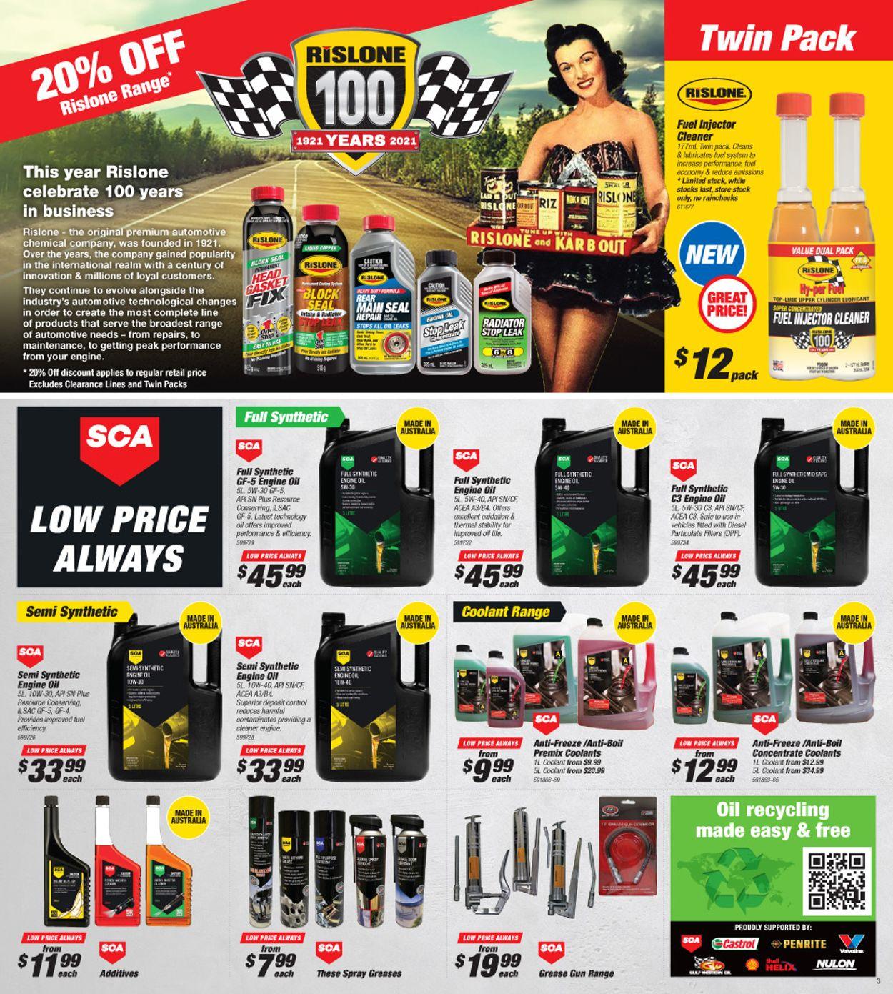 Supercheap Auto Catalogue - 20/05-30/05/2021 (Page 3)