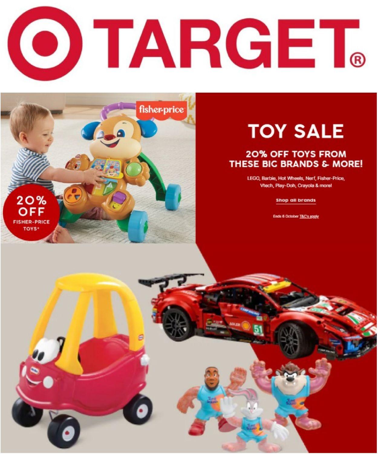 Target Catalogue - 23/09-29/09/2021