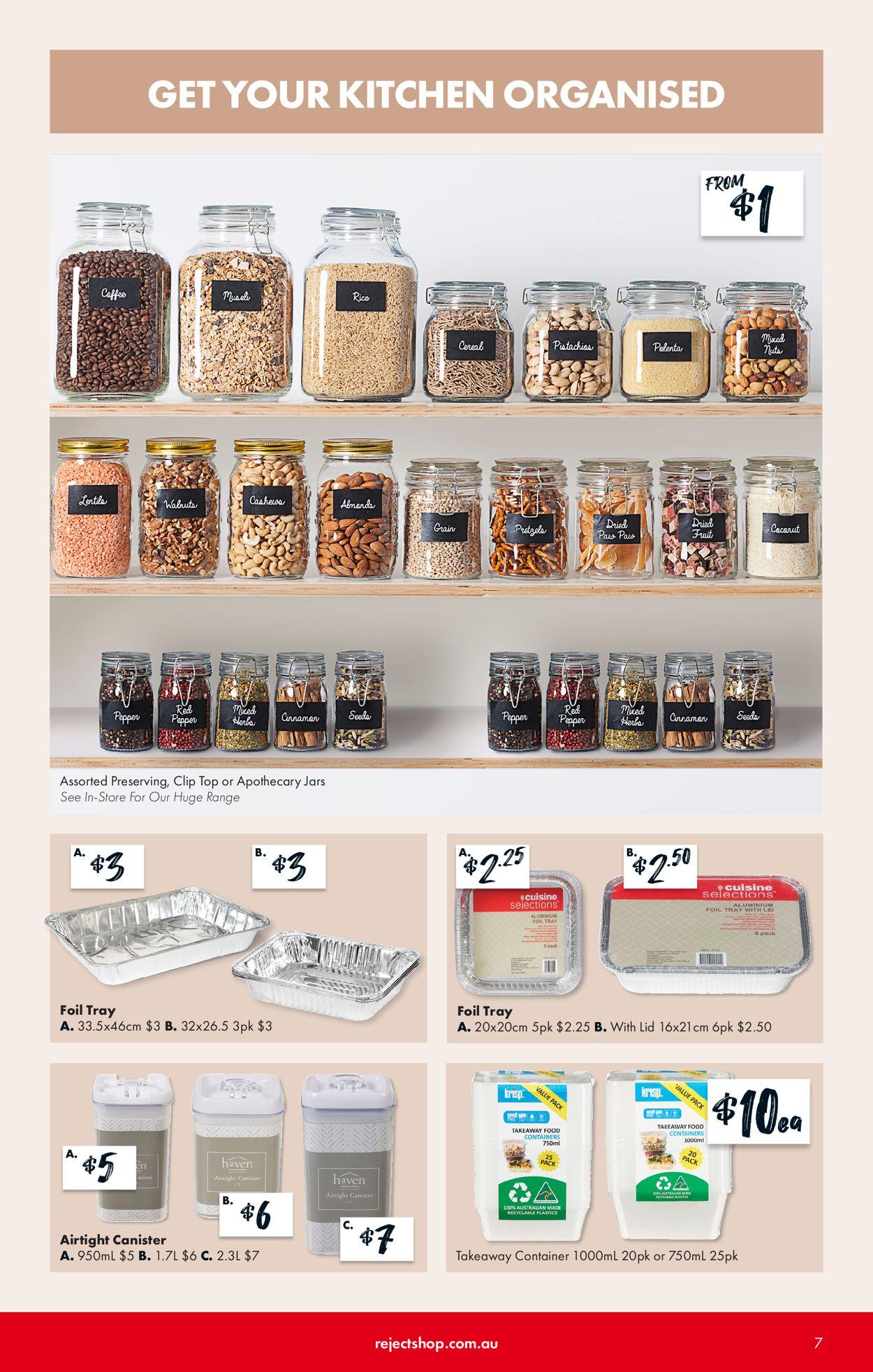The Reject Shop Catalogue - 20/05-13/06/2021 (Page 7)