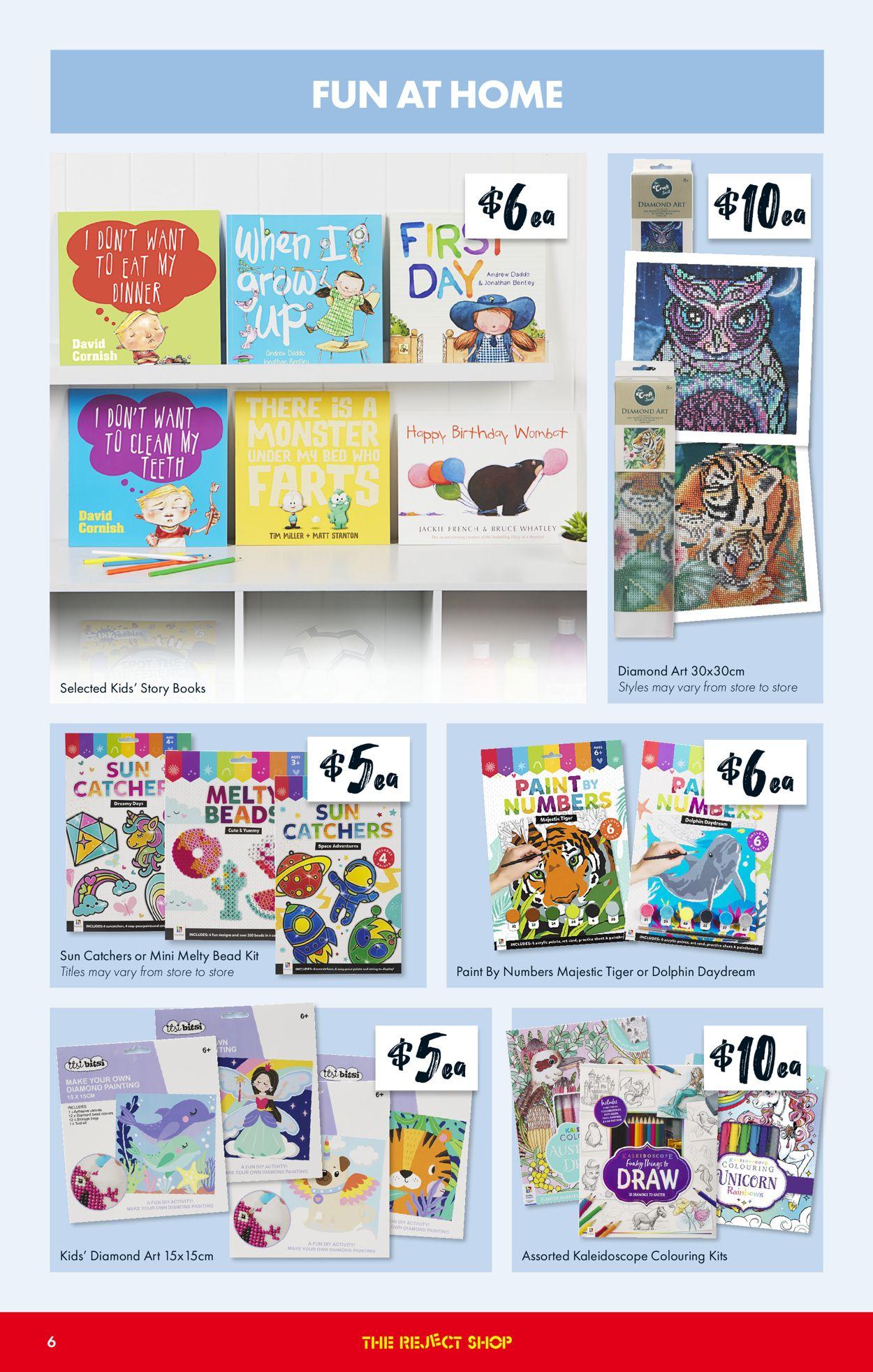 The Reject Shop Catalogue - 17/06-04/07/2021 (Page 6)