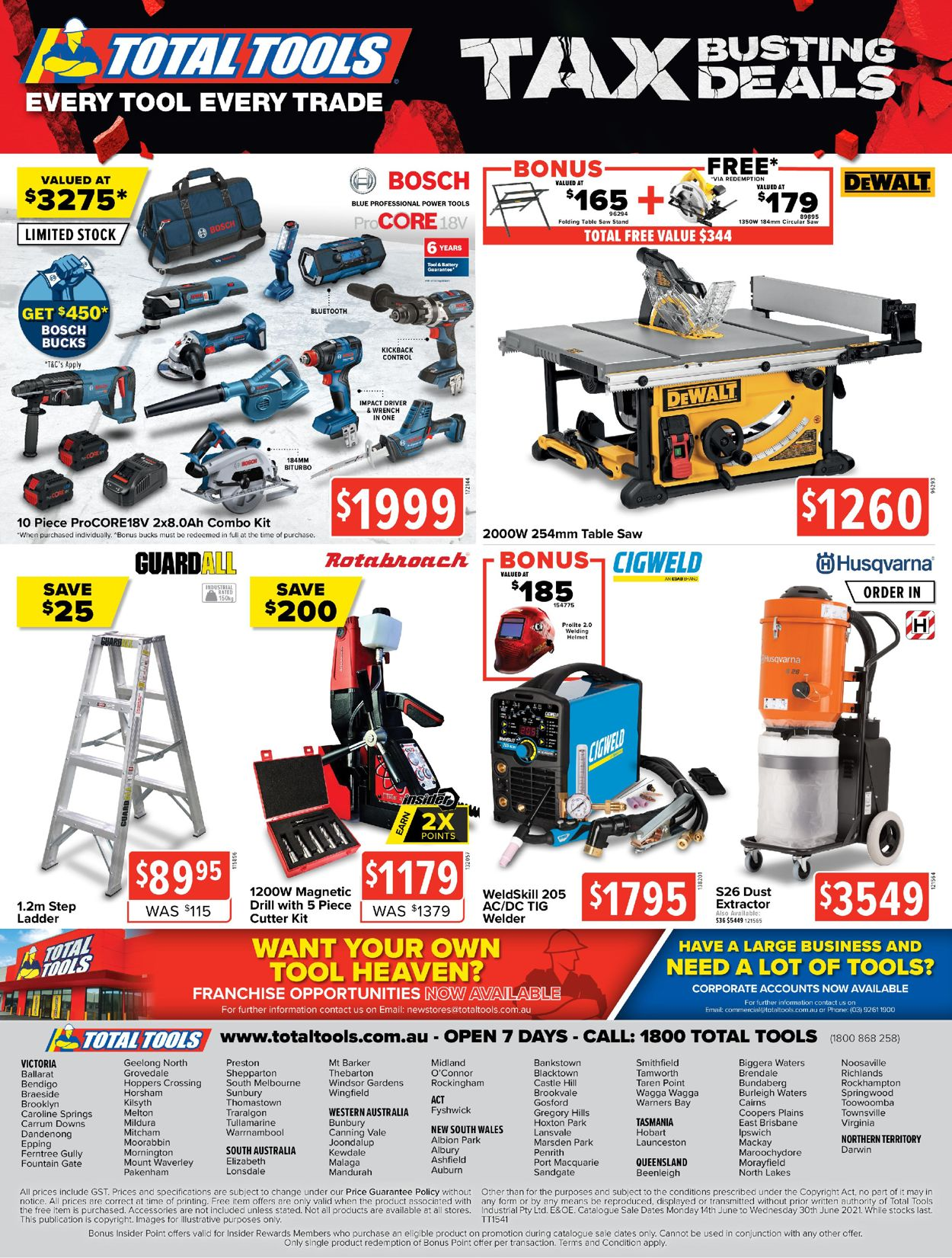 Total Tools Catalogue - 14/06-30/06/2021 (Page 12)