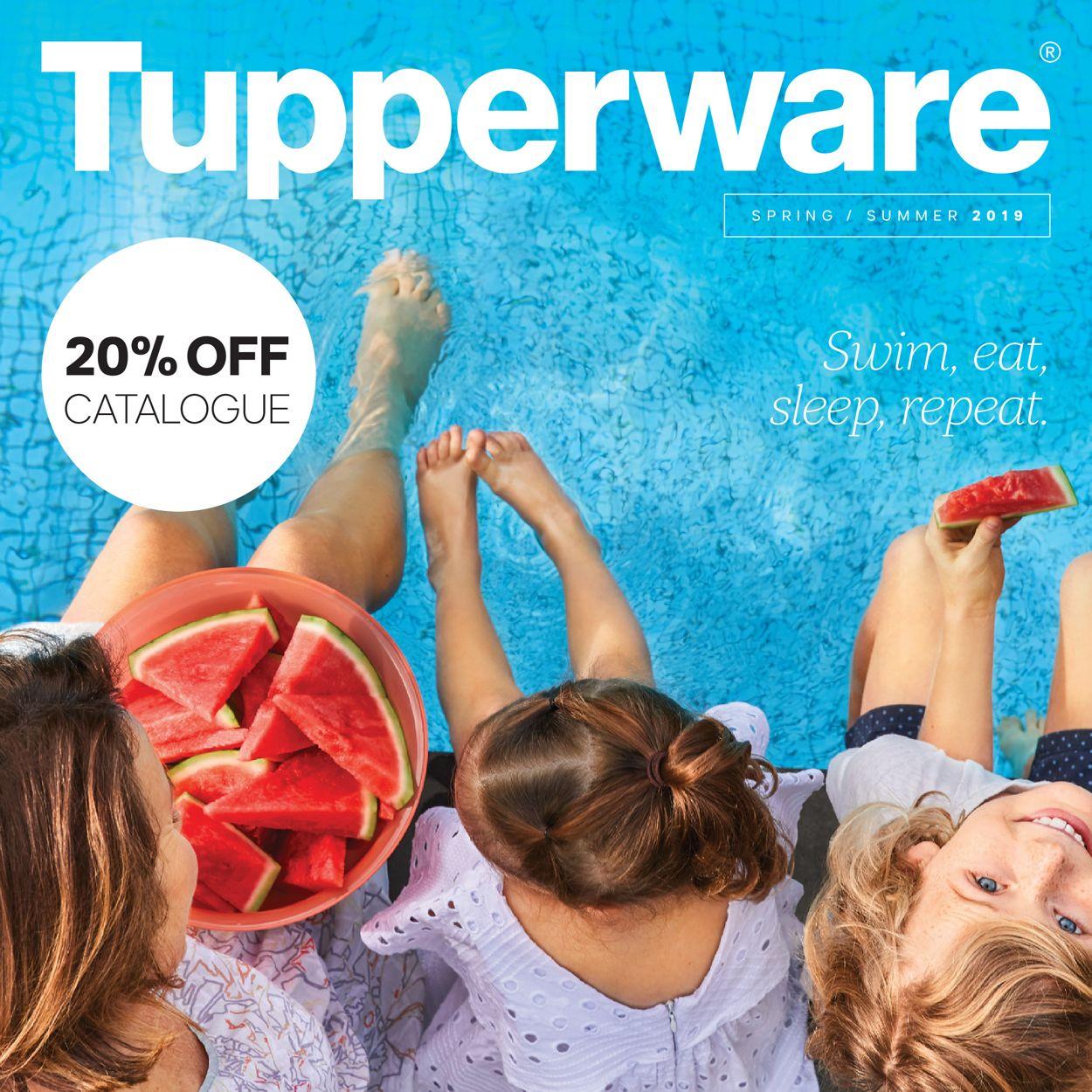 Tupperware Catalogue - 26/12-10/01/2020