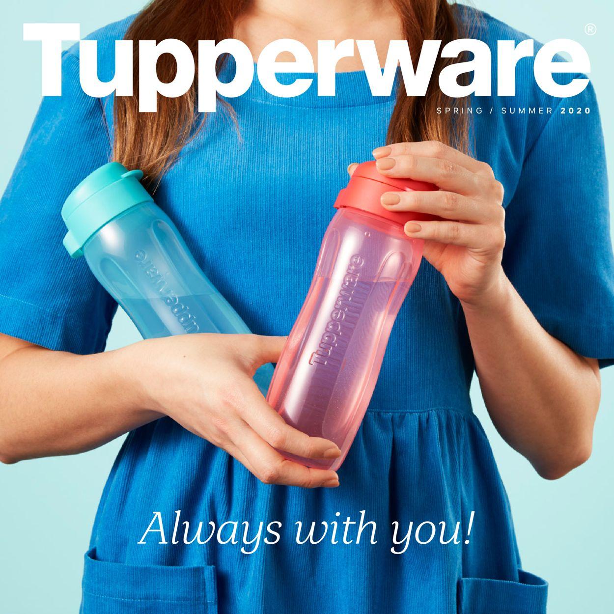 Tupperware Catalogue - 01/09-28/02/2021