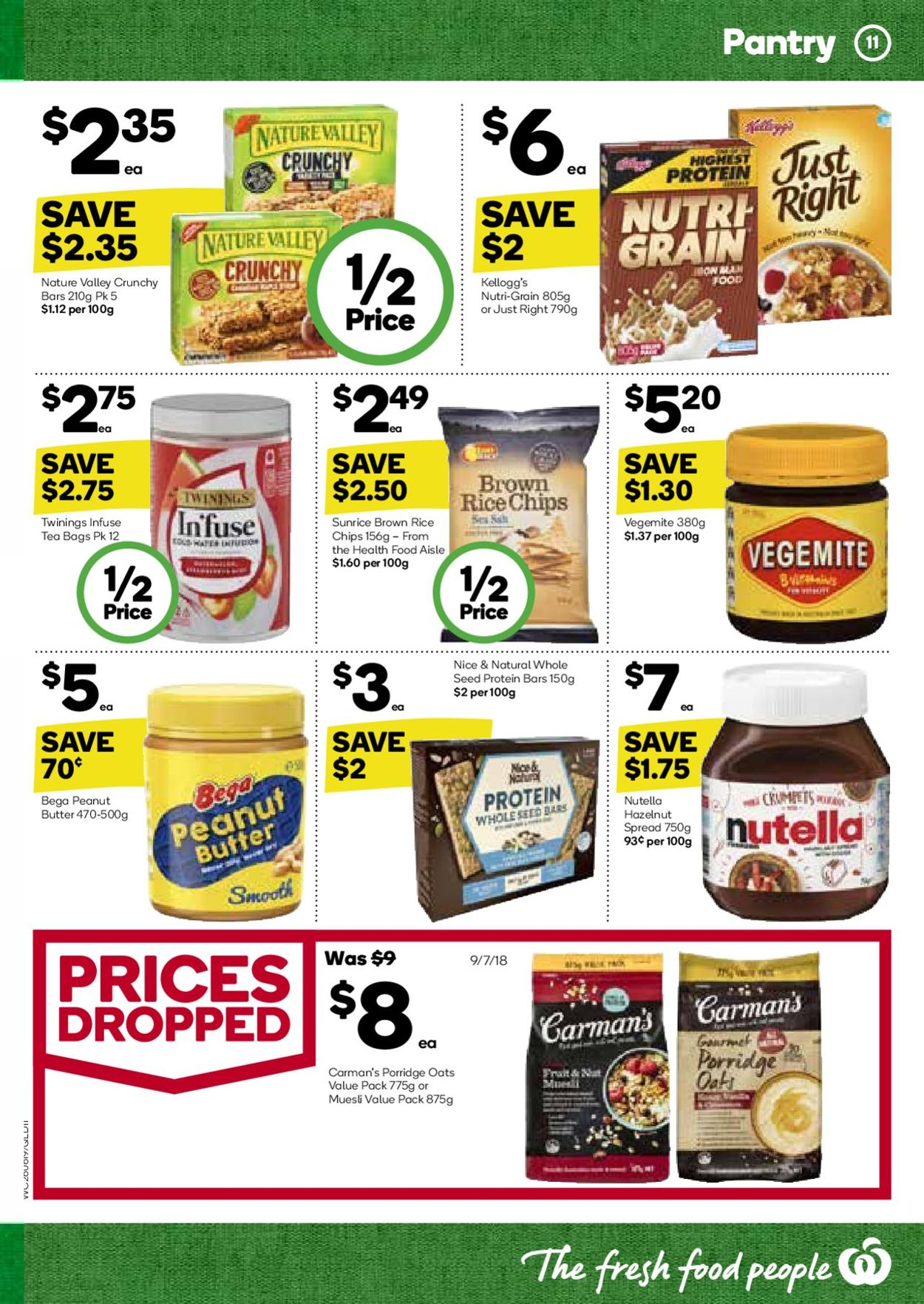Woolworths Catalogue - 26/06-02/07/2019 (Page 11)