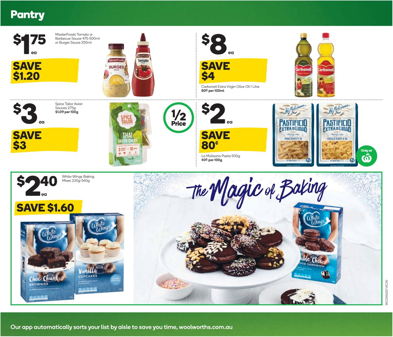 Woolworths Catalogue - 24/06-30/06/2020 (Page 31)
