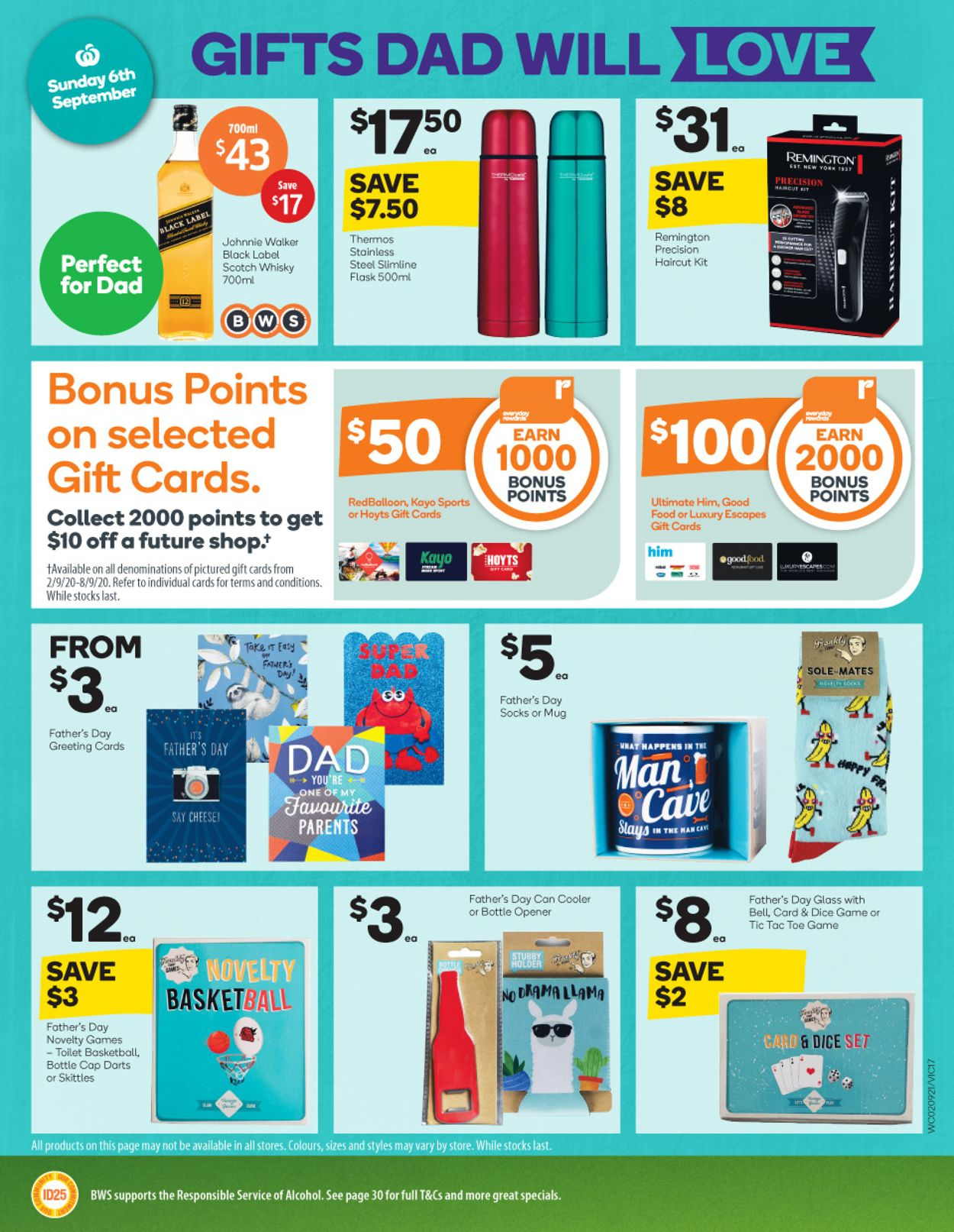 Woolworths Catalogue - 02/09-08/09/2020 (Page 15)