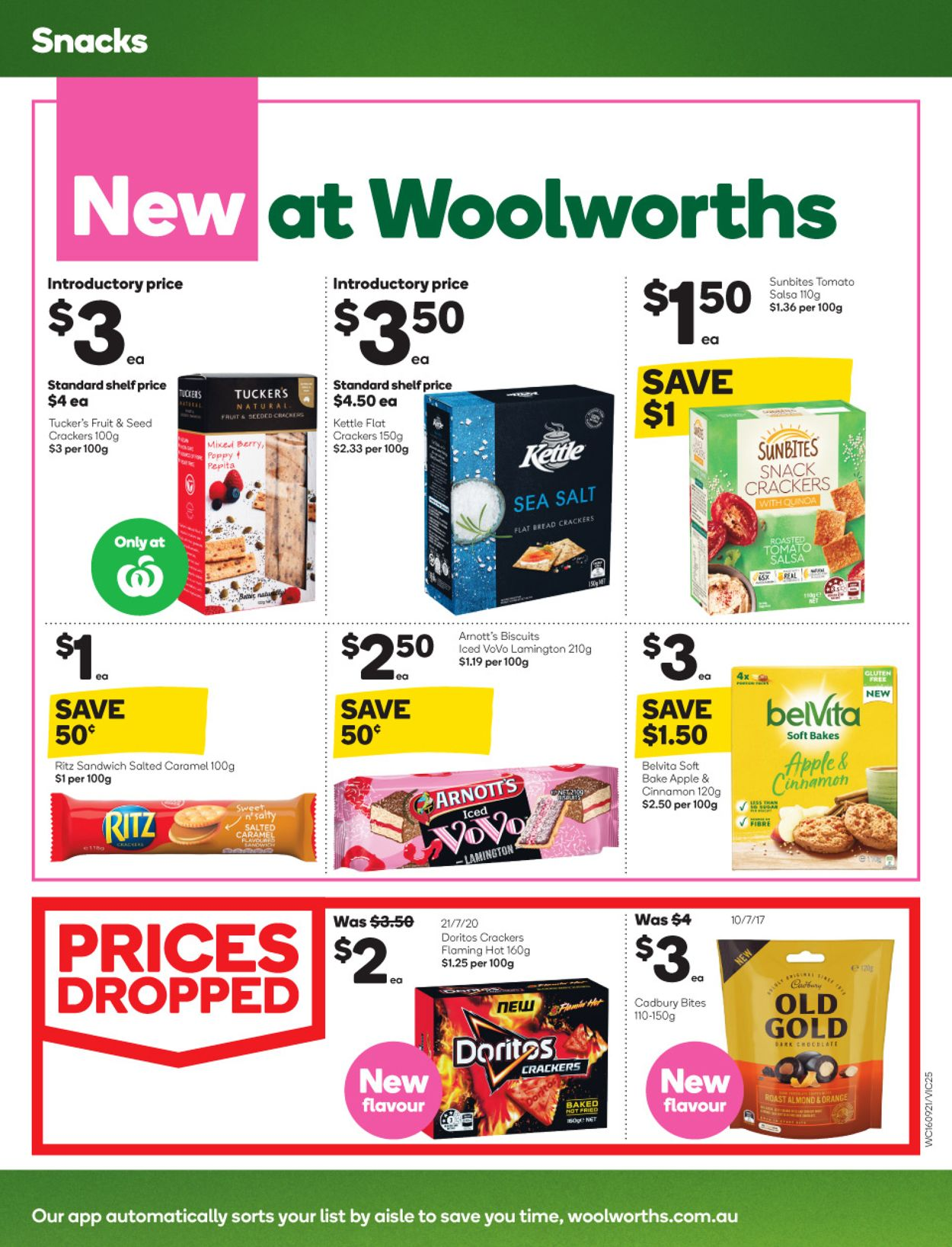 Woolworths Catalogue - 16/09-22/09/2020 (Page 25)