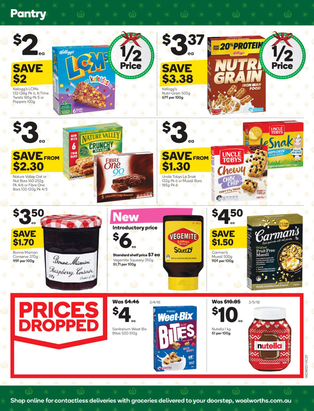 Woolworths Catalogue - 18/11-24/11/2020 (Page 41)