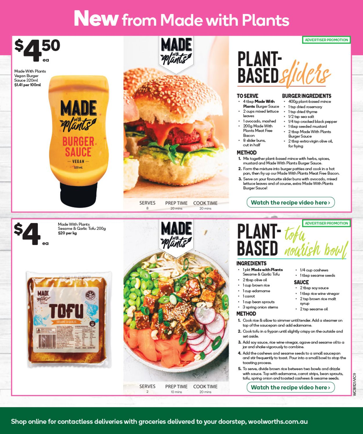 Woolworths Catalogue - 11/11-24/11/2020 (Page 9)